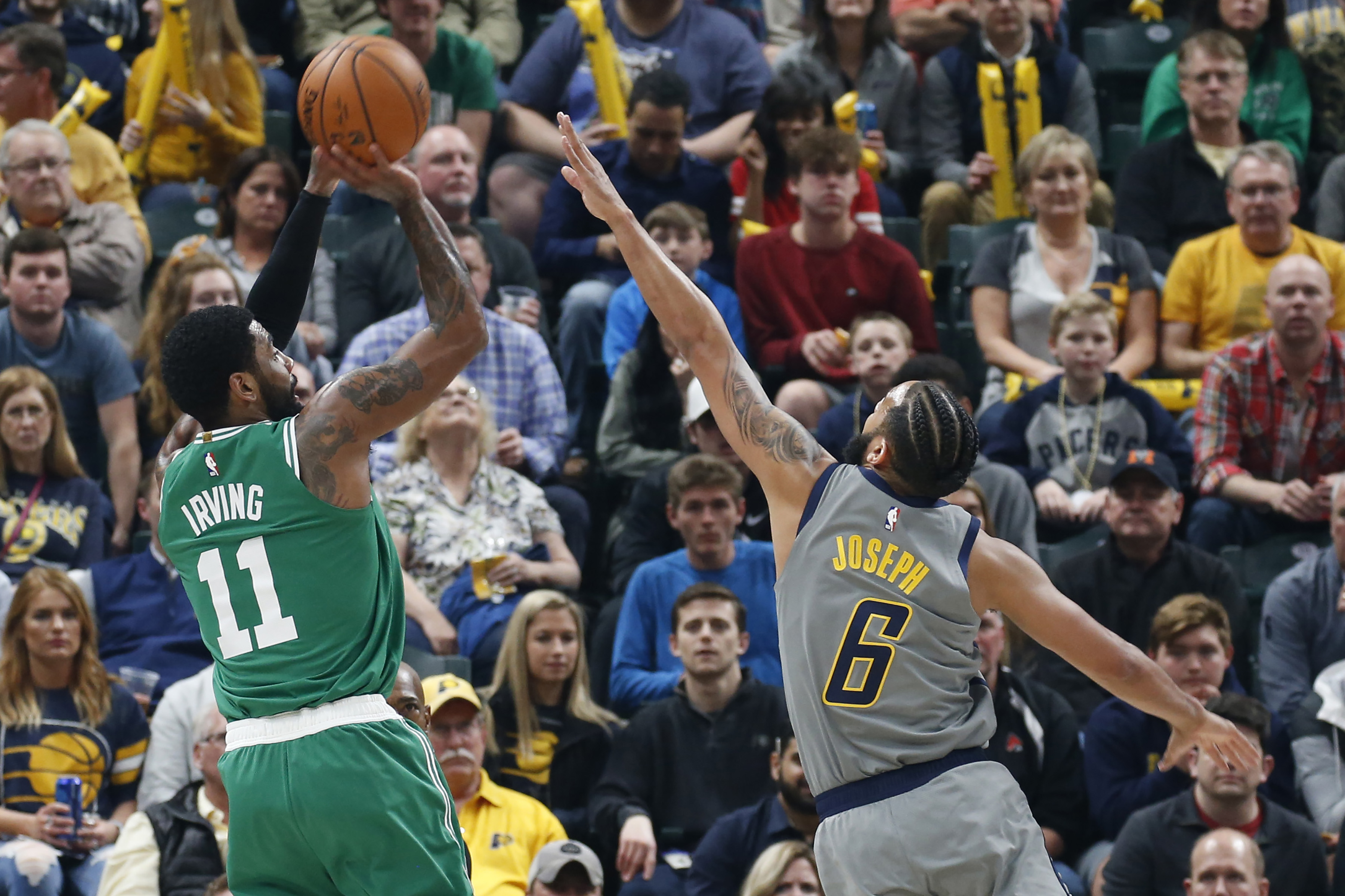 Numbers preview: Boston Celtics (4) vs  Indiana Pacers (5) | NBA com