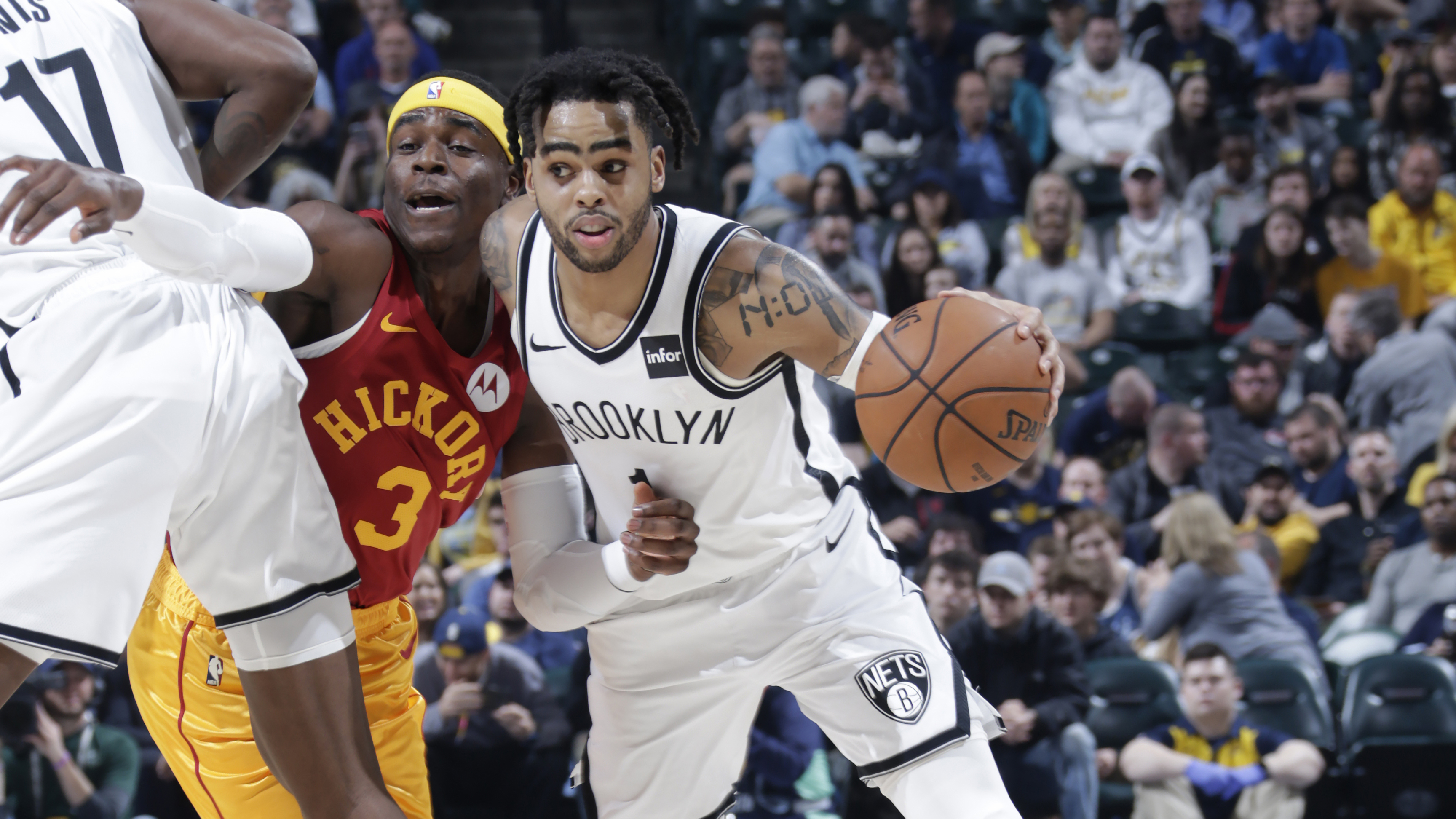 GAME RECAP: Nets 108, Pacers 96