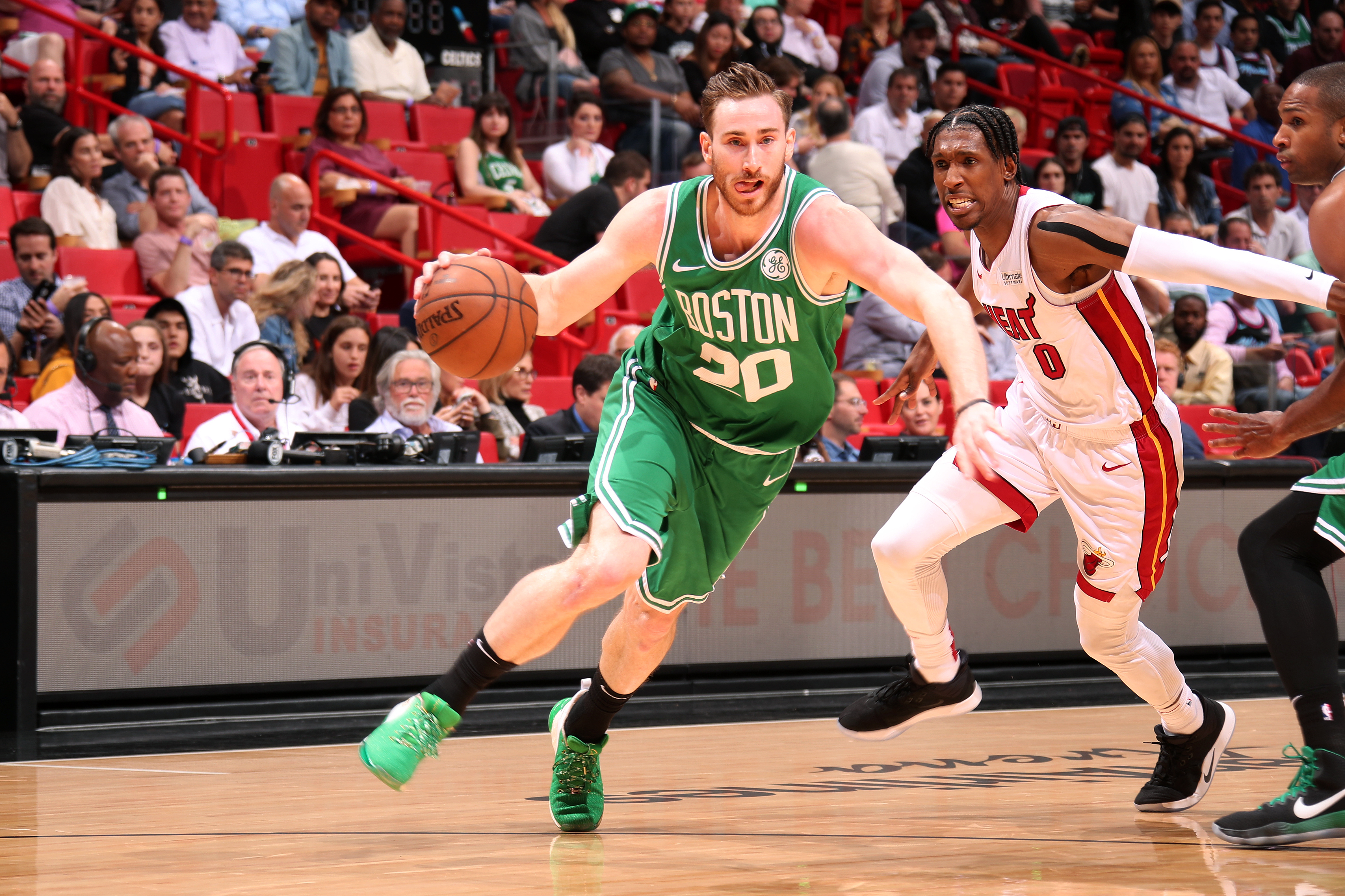 GAME RECAP: Celtics 112, Heat 102