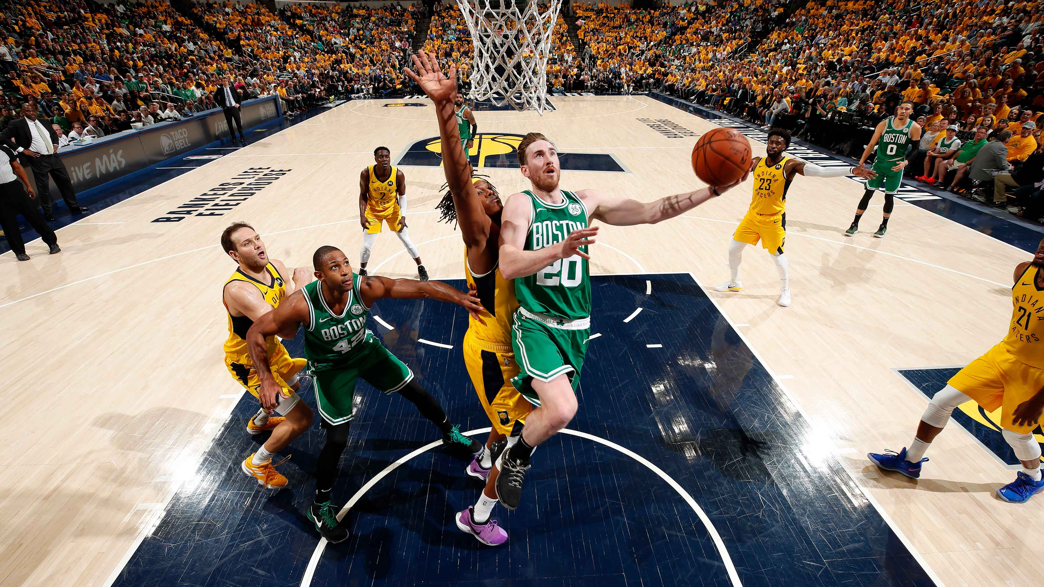 GAME RECAP: Celtics 110, Pacers 106