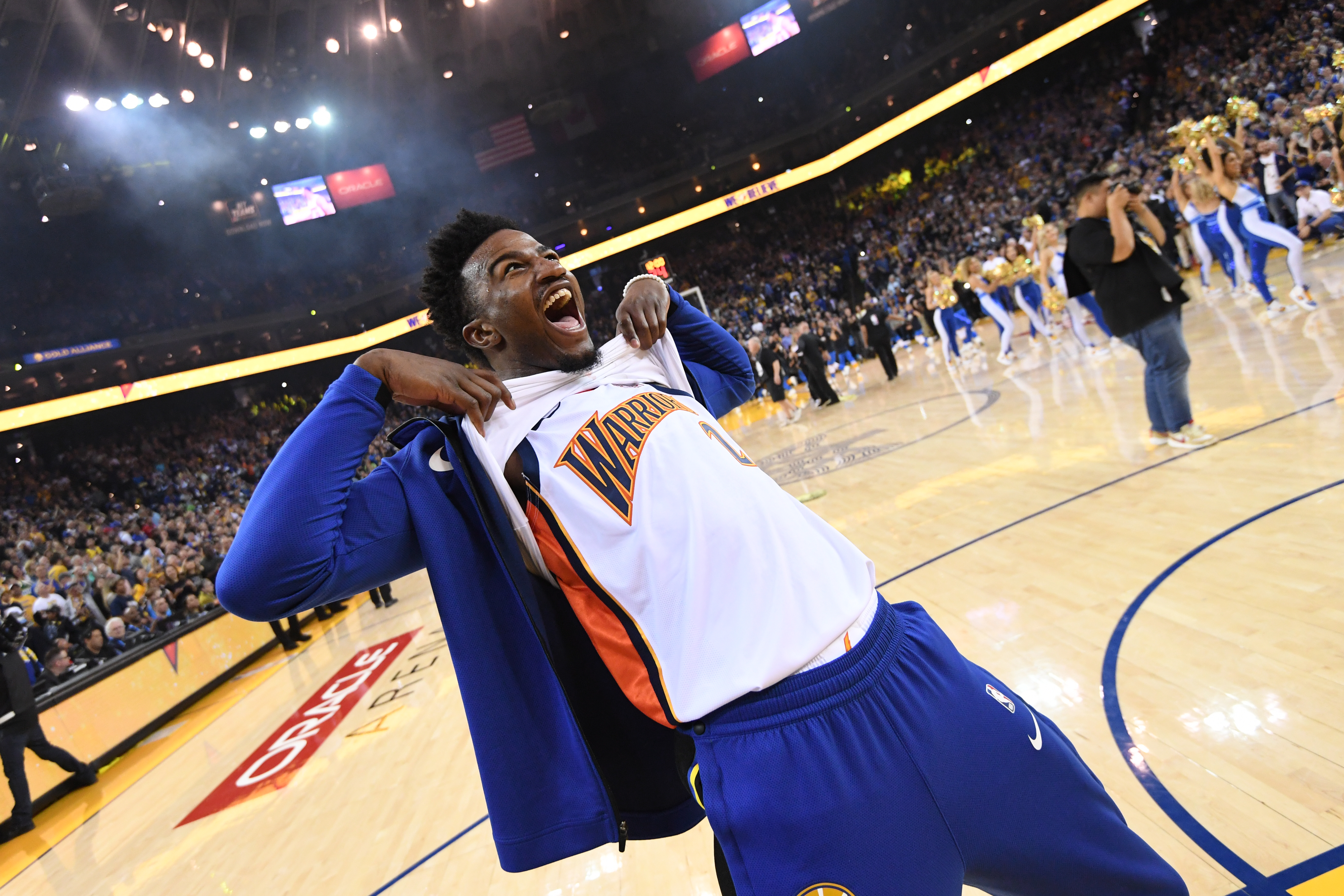 074bb77aee88 Warriors don  We Believe  uniforms for regular-season finale at Oracle