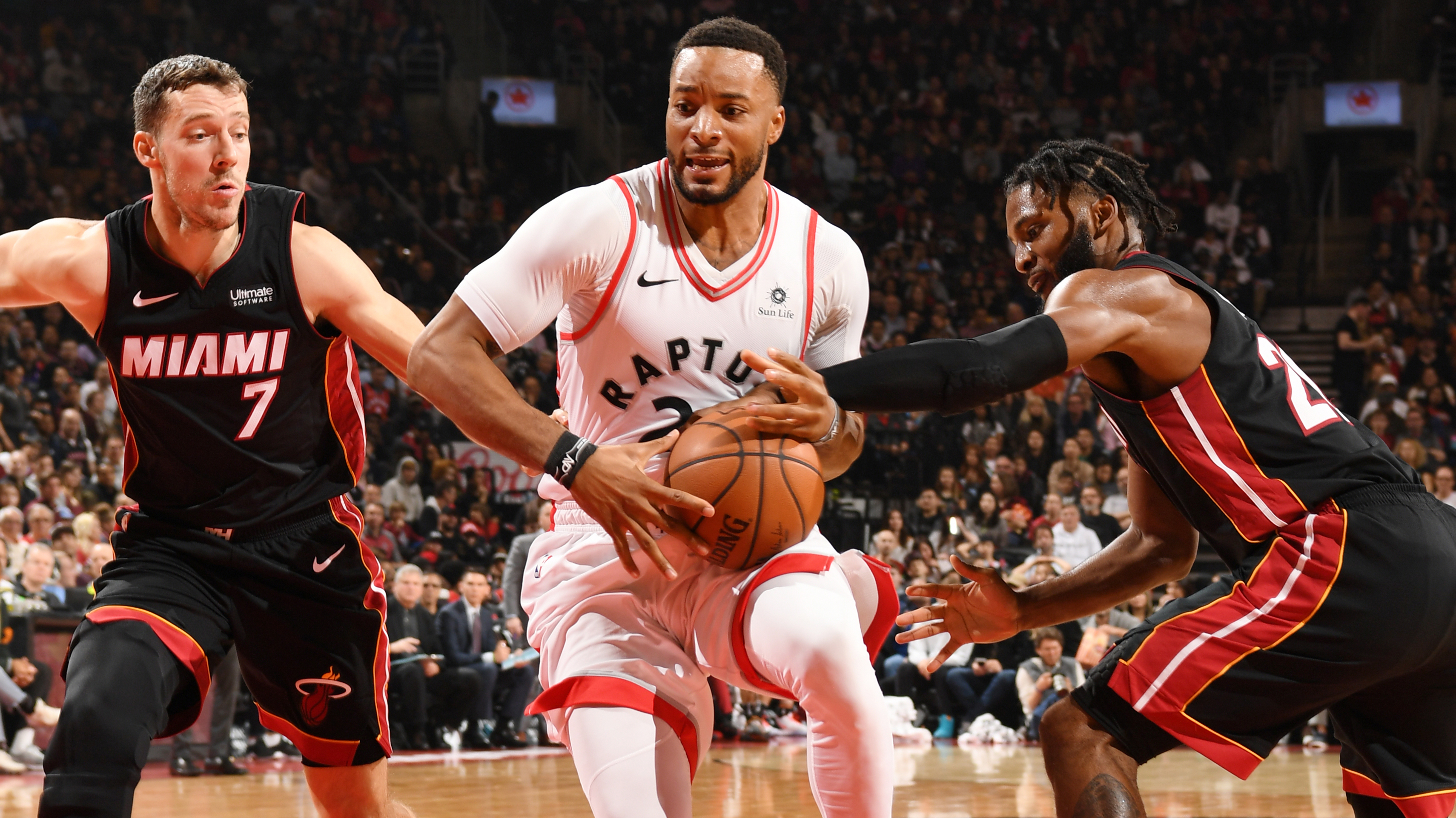 GAME RECAP: Raptors 117, Heat 109