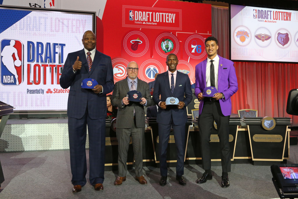 Must-See: Pelicans win Draft Lottery