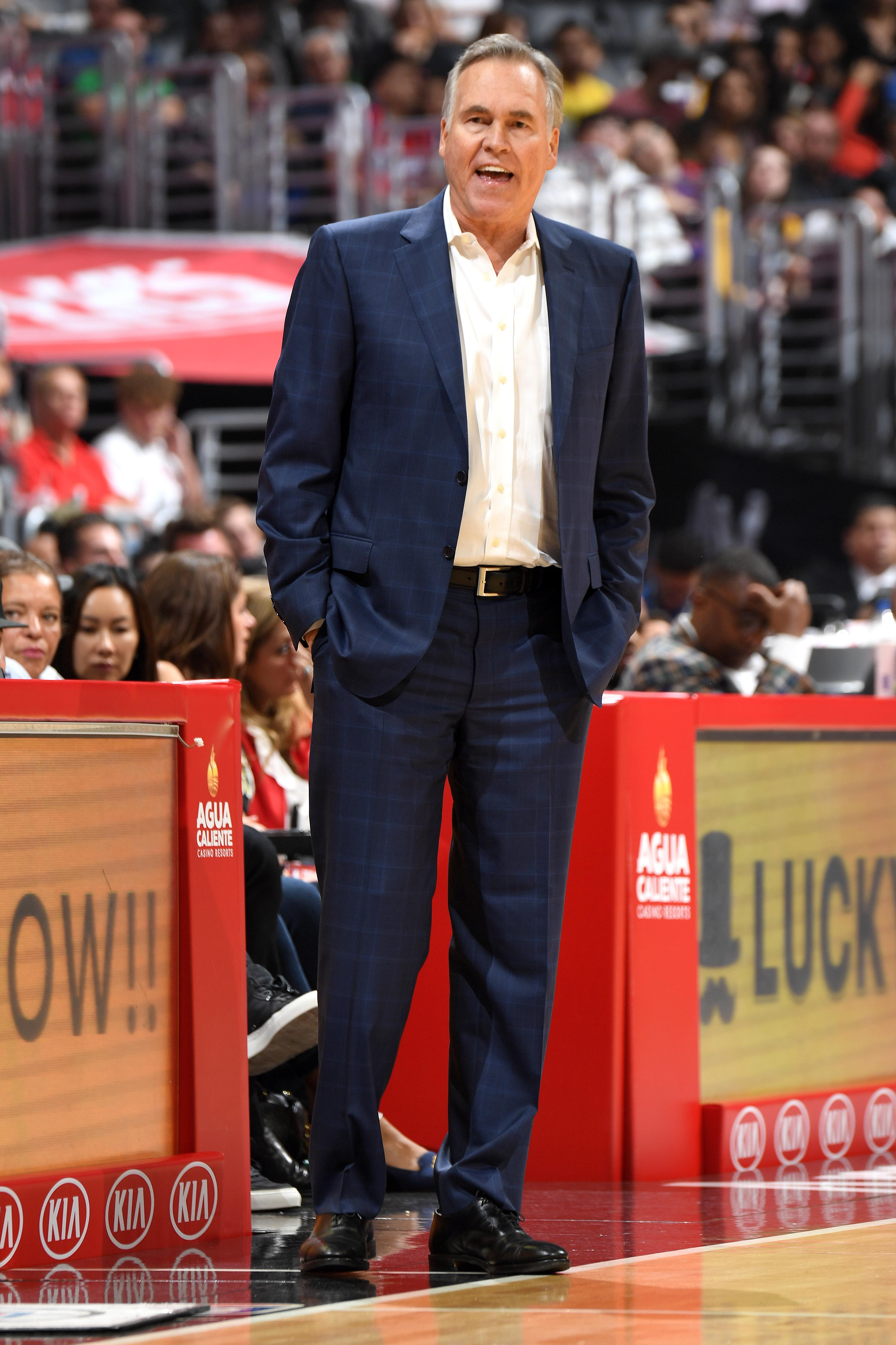 D'Antoni says he wants to coach at least three more seasons