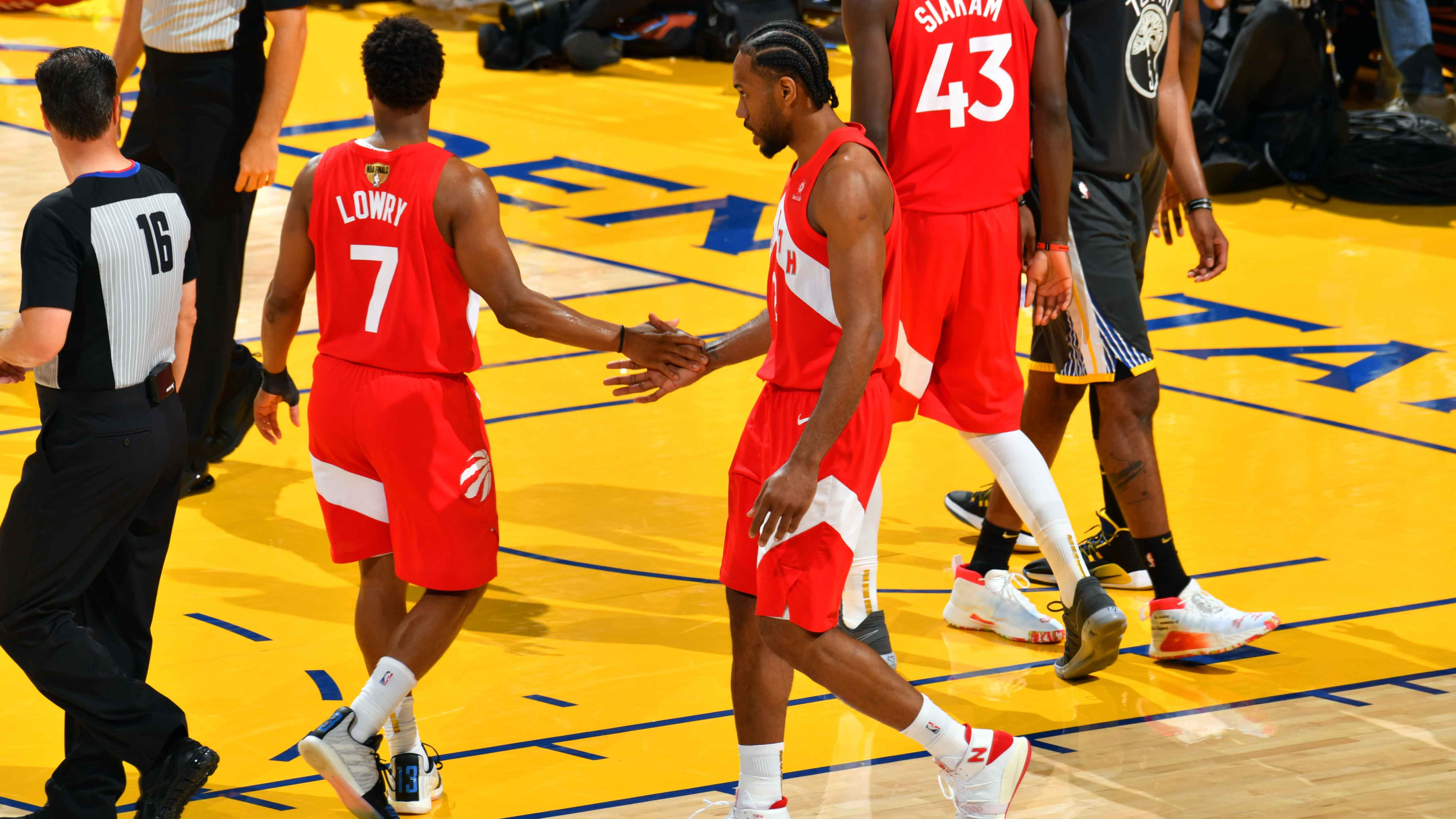 2019 Nba Finals Game 6 The Wrap Nba Com