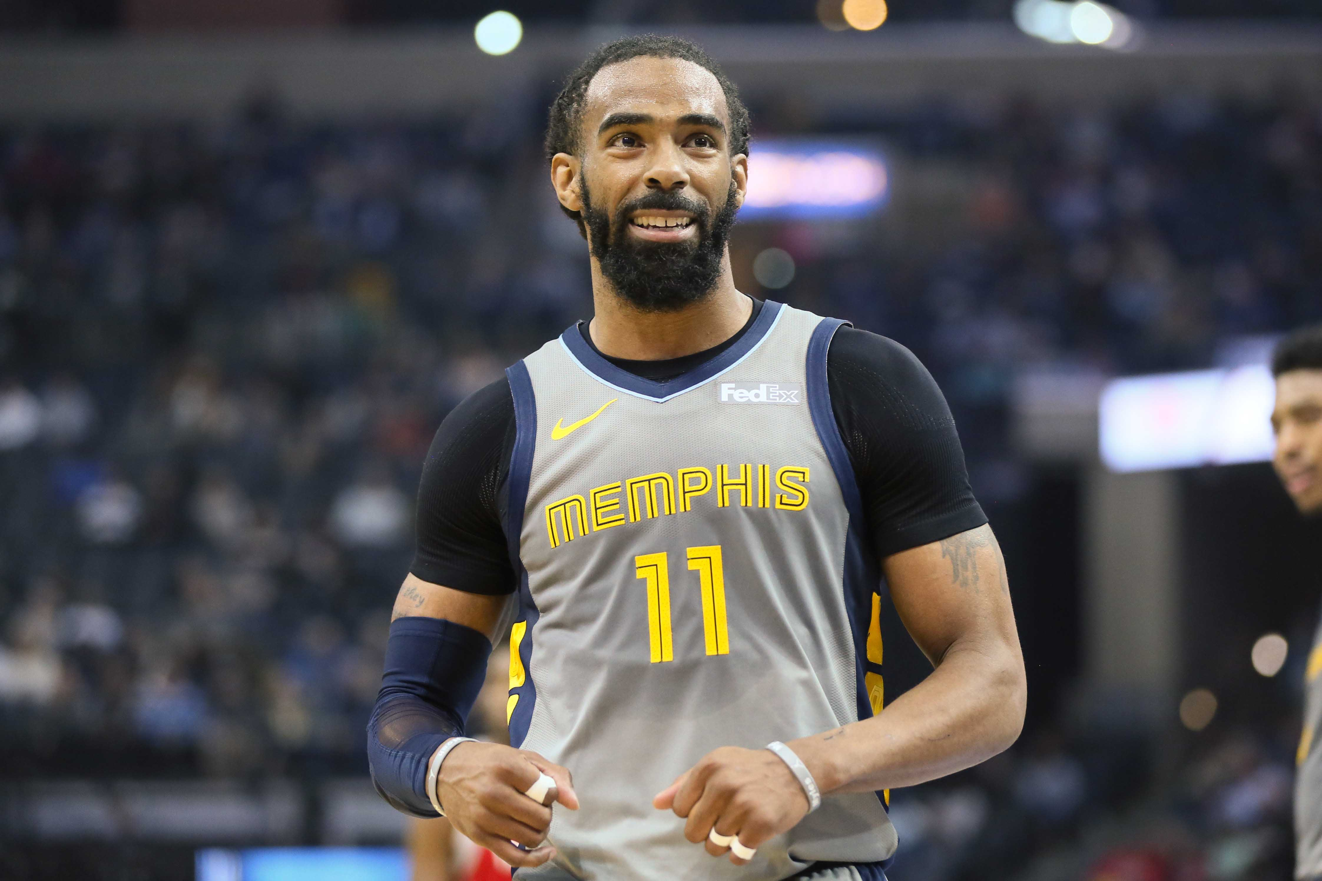 Reports: Grizzlies trade Mike Conley to Jazz | NBA com