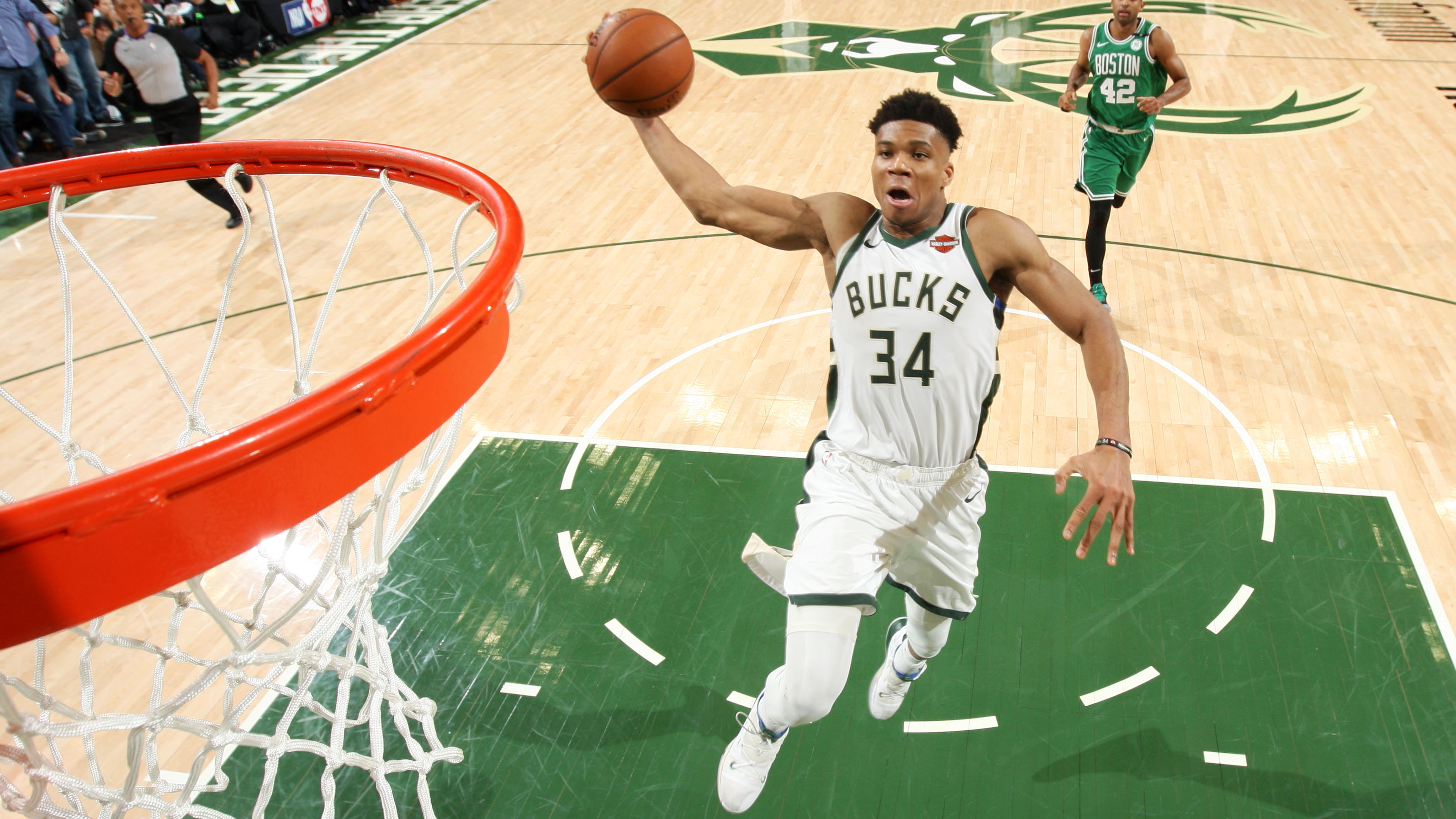 Best of Giannis Antetokounmpo's Dunks from the 2018-19 Season