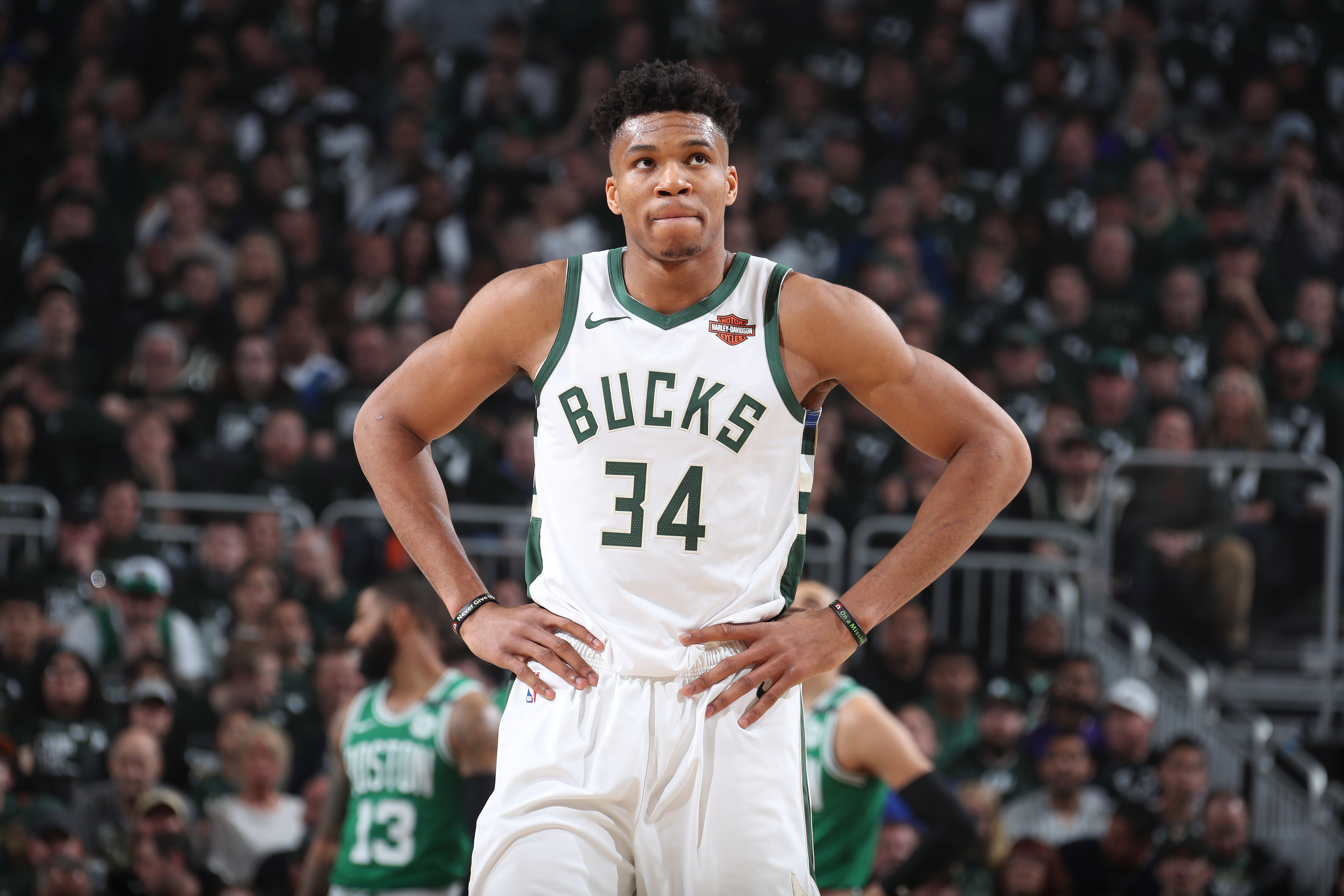 Are the Bucks the favorite in the East?