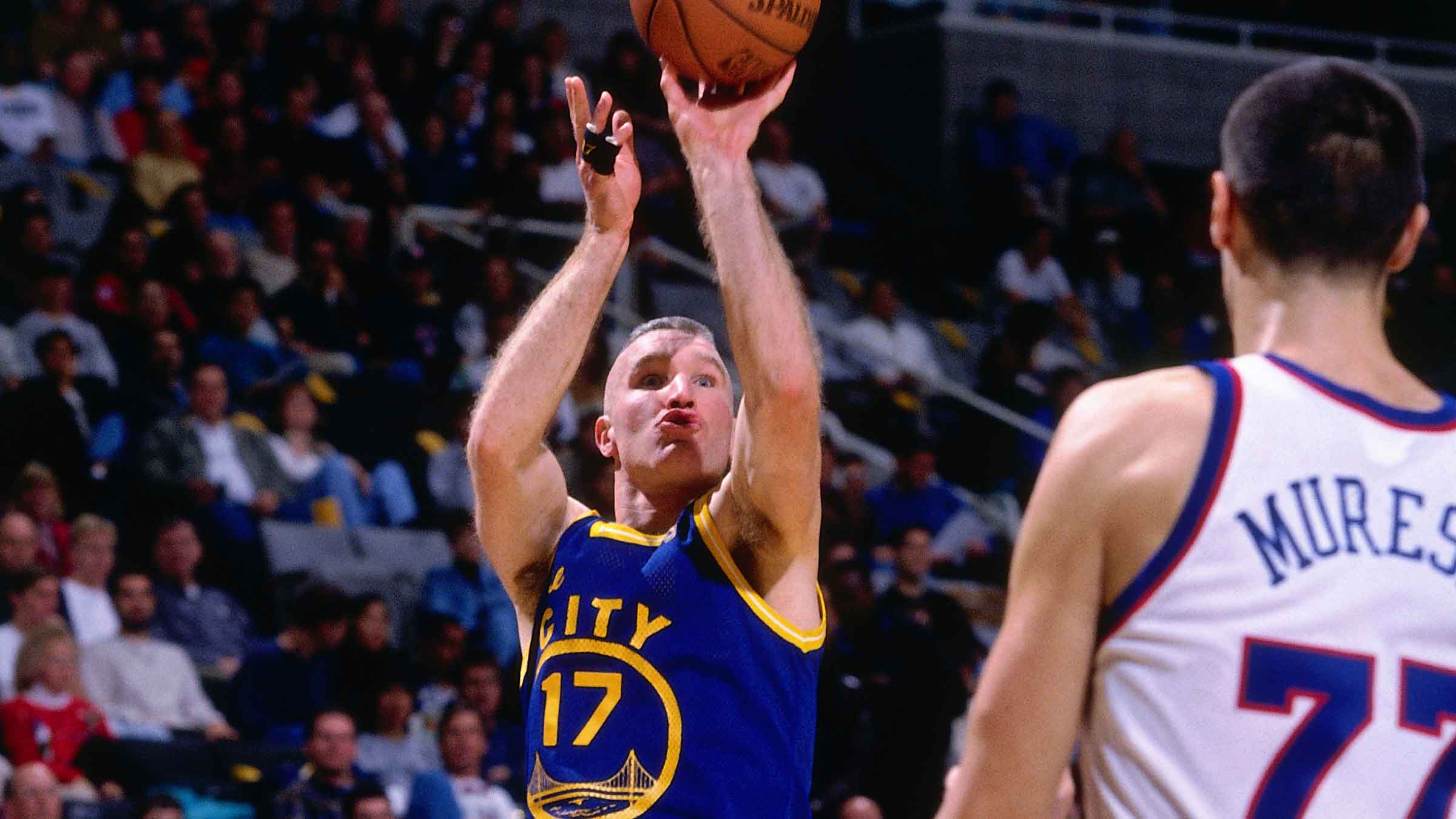 Hall of Fame Feature: Chris Mullin