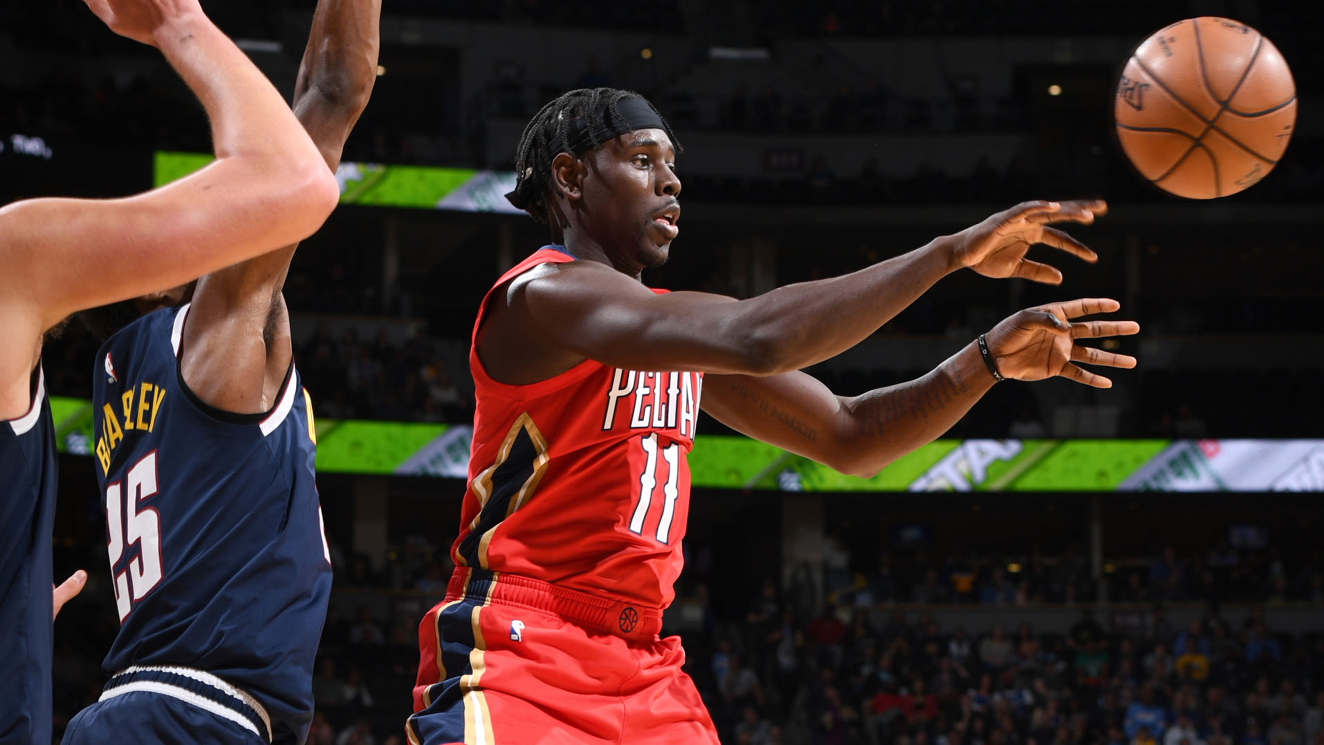 NBA Assist Week: Best Jrue Holiday Assists from the 2018-19 Season