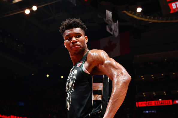 Bucks | Best of 2018-19: Giannis Antetokounmpo
