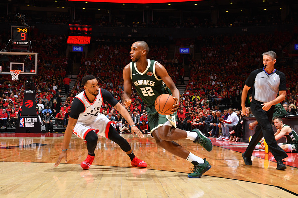 Bucks | Best of 2018-19: Khris Middleton