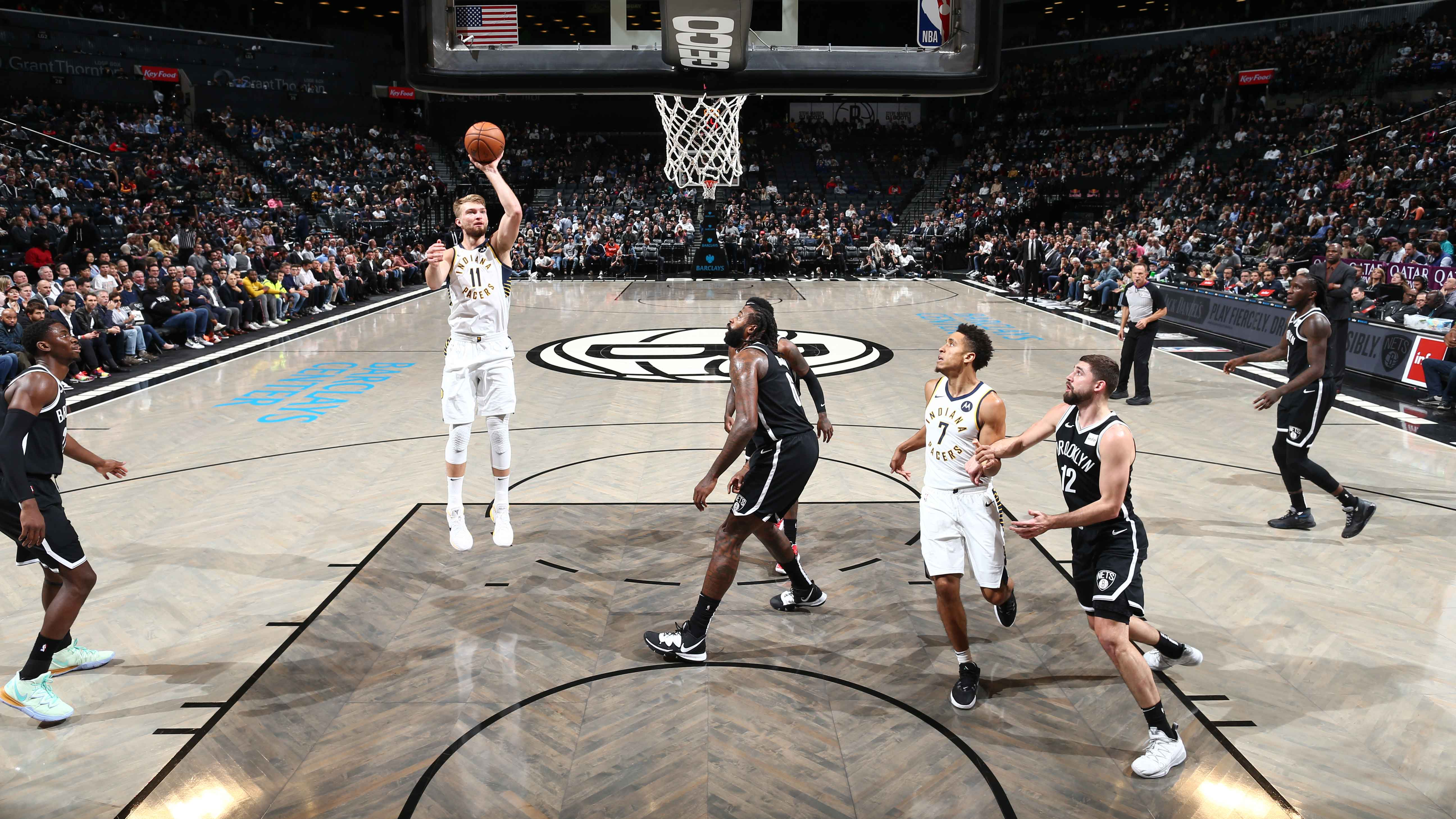 GAME RECAP: Pacers 118, Nets 108