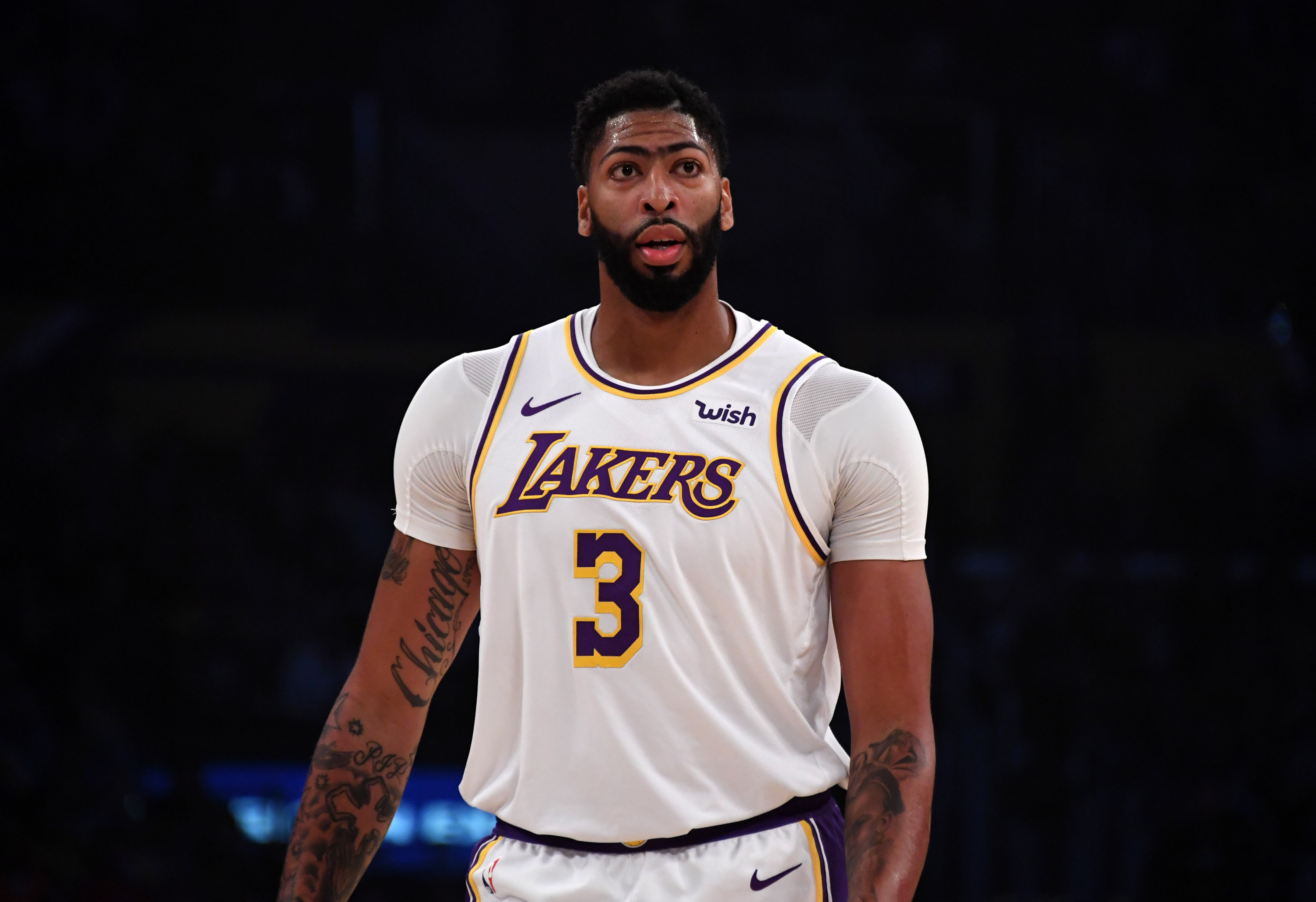 Reports Anthony Davis Declines Max Extension Offer From