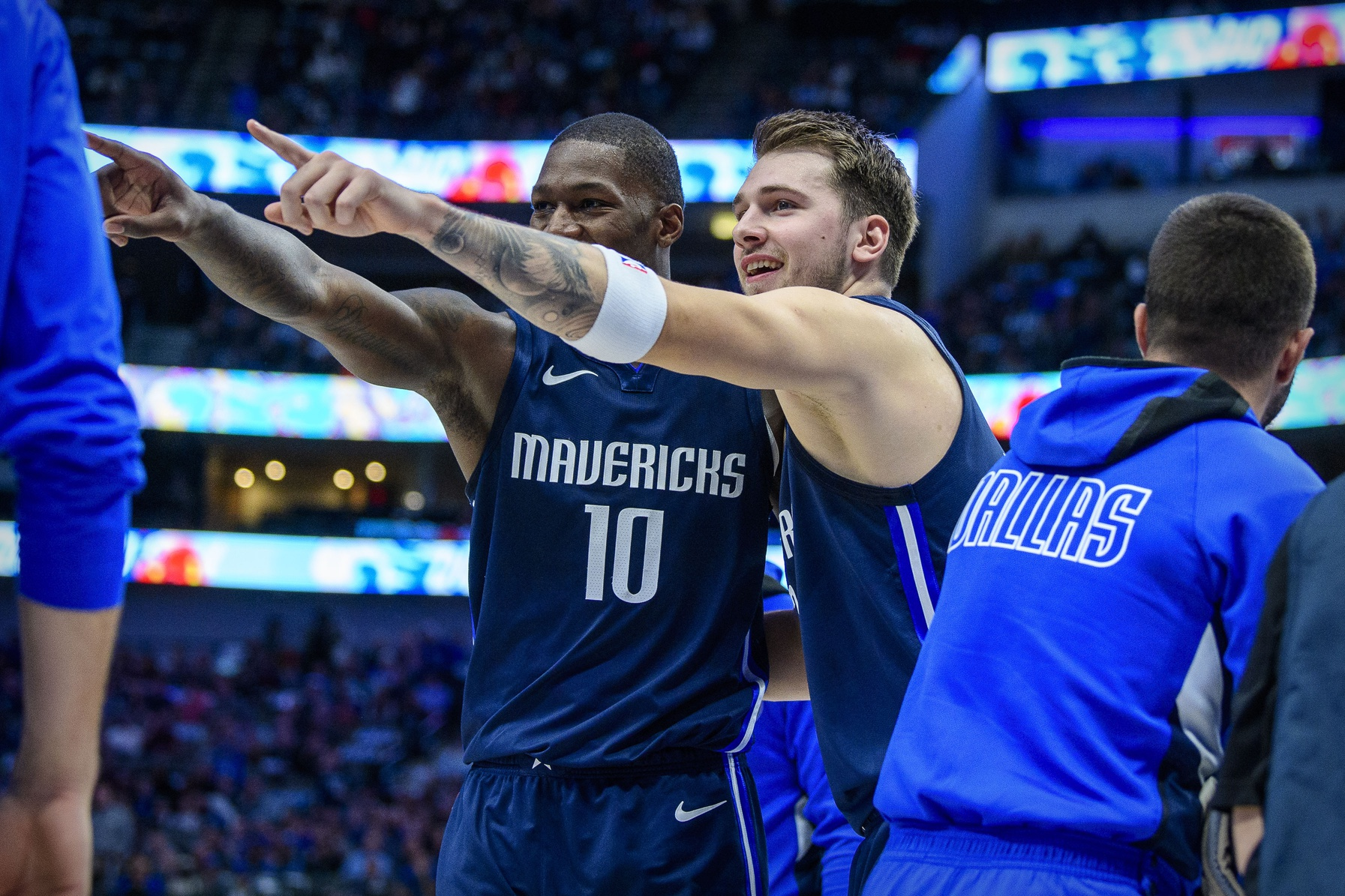 Power Rankings Week 6 Mavs Rise To No 5 Lakers Hold Top