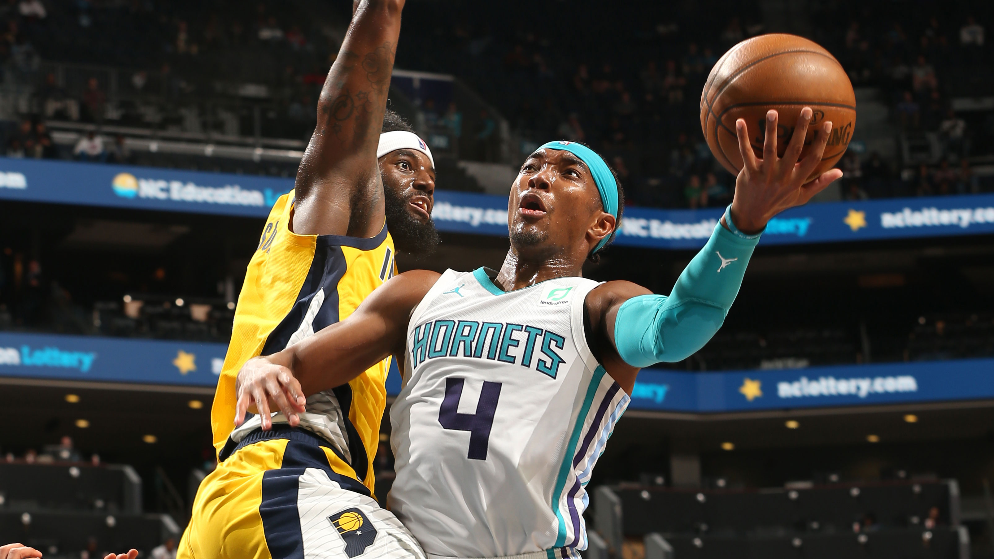 GAME RECAP: Hornets 122, Pacers 120