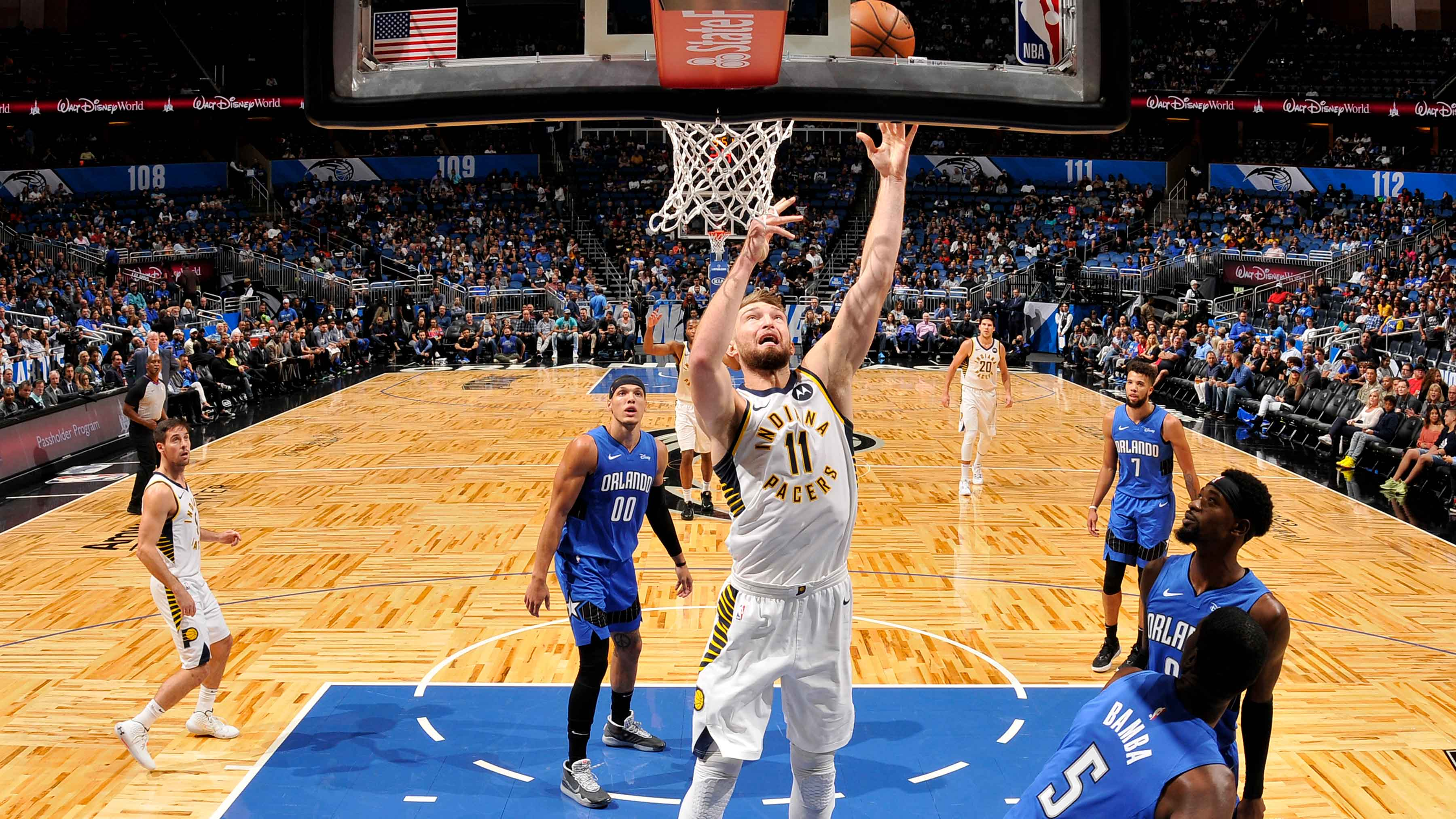 11.11.19. Обзор. GAME RECAP: Pacers 109, Magic 102