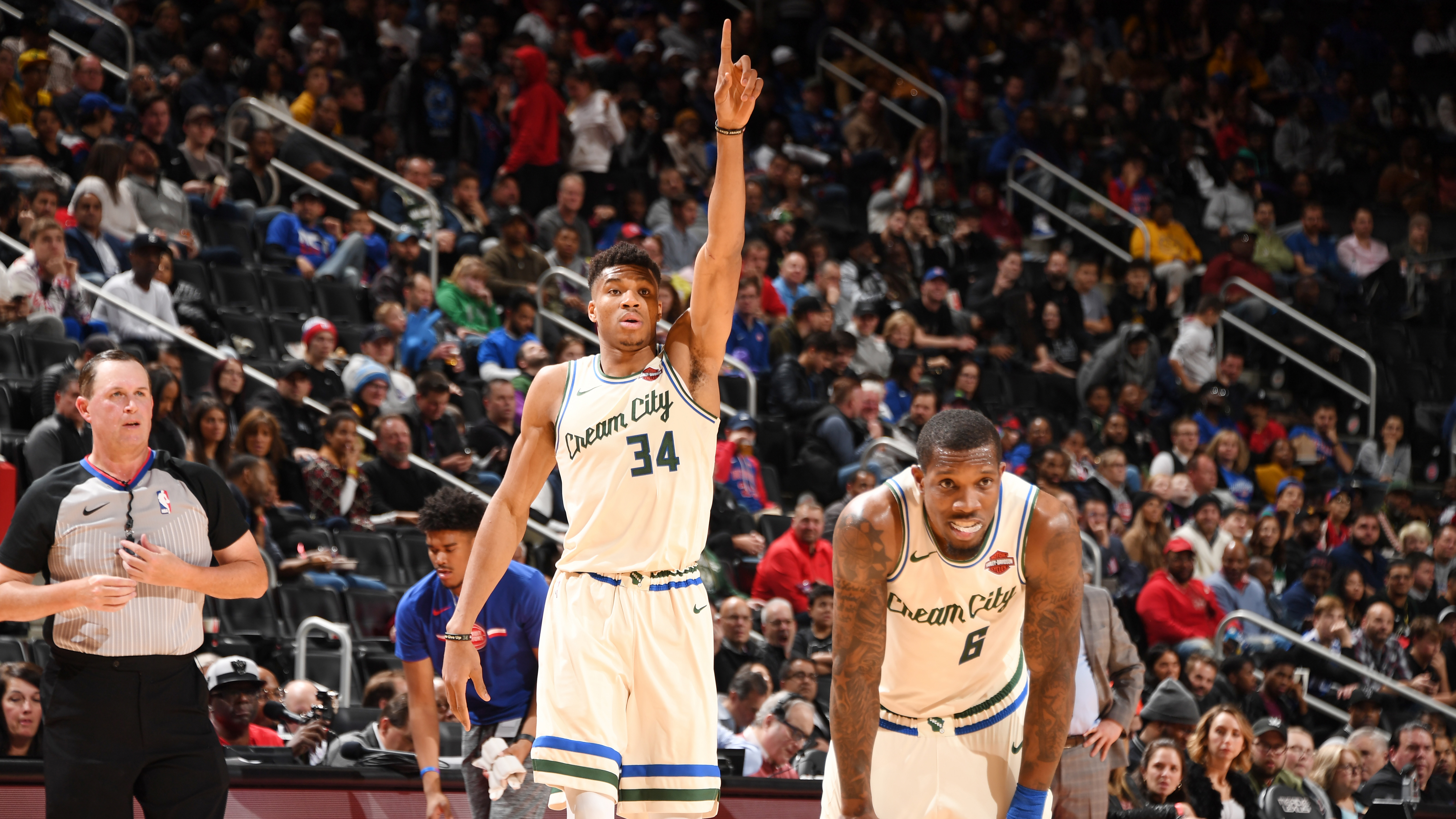 05.12.19. Обзор. GAME RECAP: Bucks 127, Pistons 103