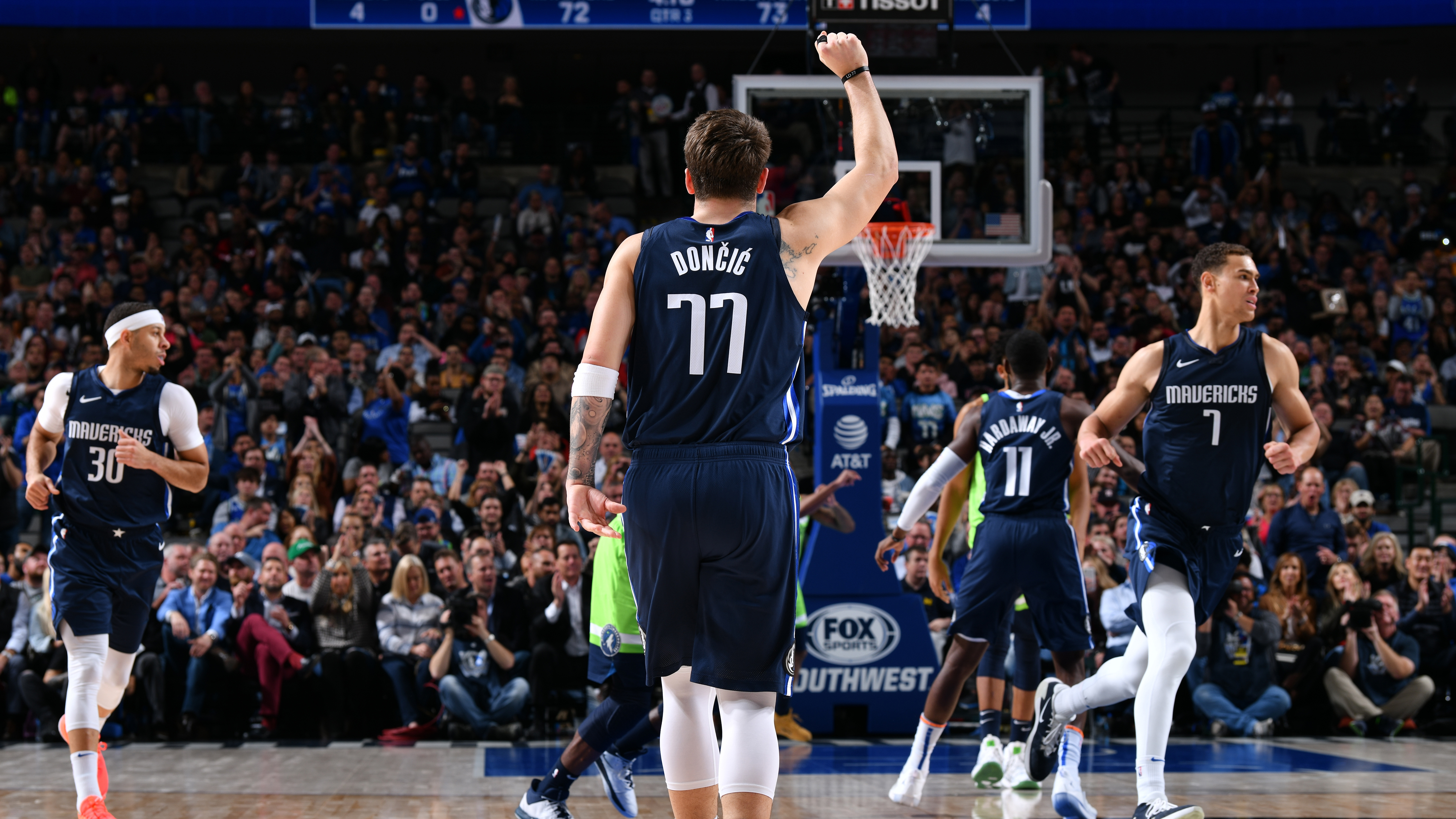 05.12.19. Обзор. GAME RECAP: Mavericks 121, Timberwolves 114