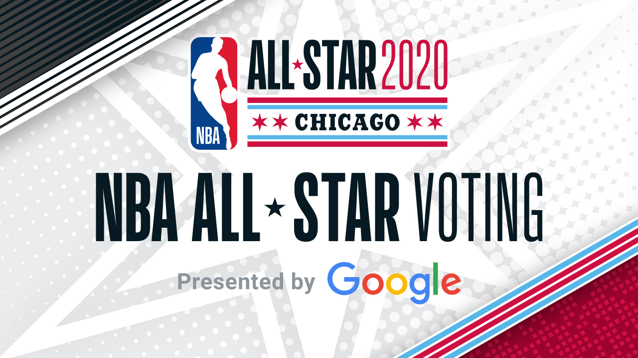 Nba All Star Voting Presented By Google Tips Off Christmas