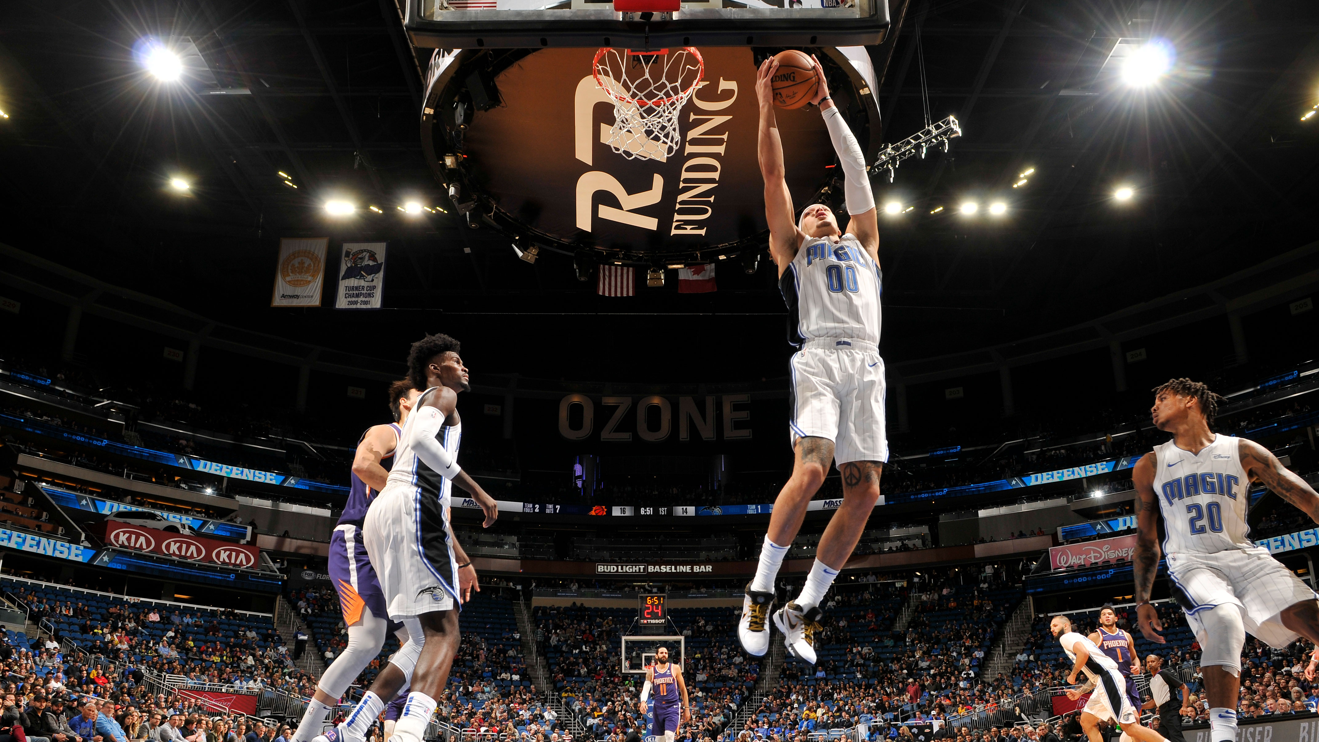 05.12.19. Обзор. GAME RECAP: Magic 128, Suns 114