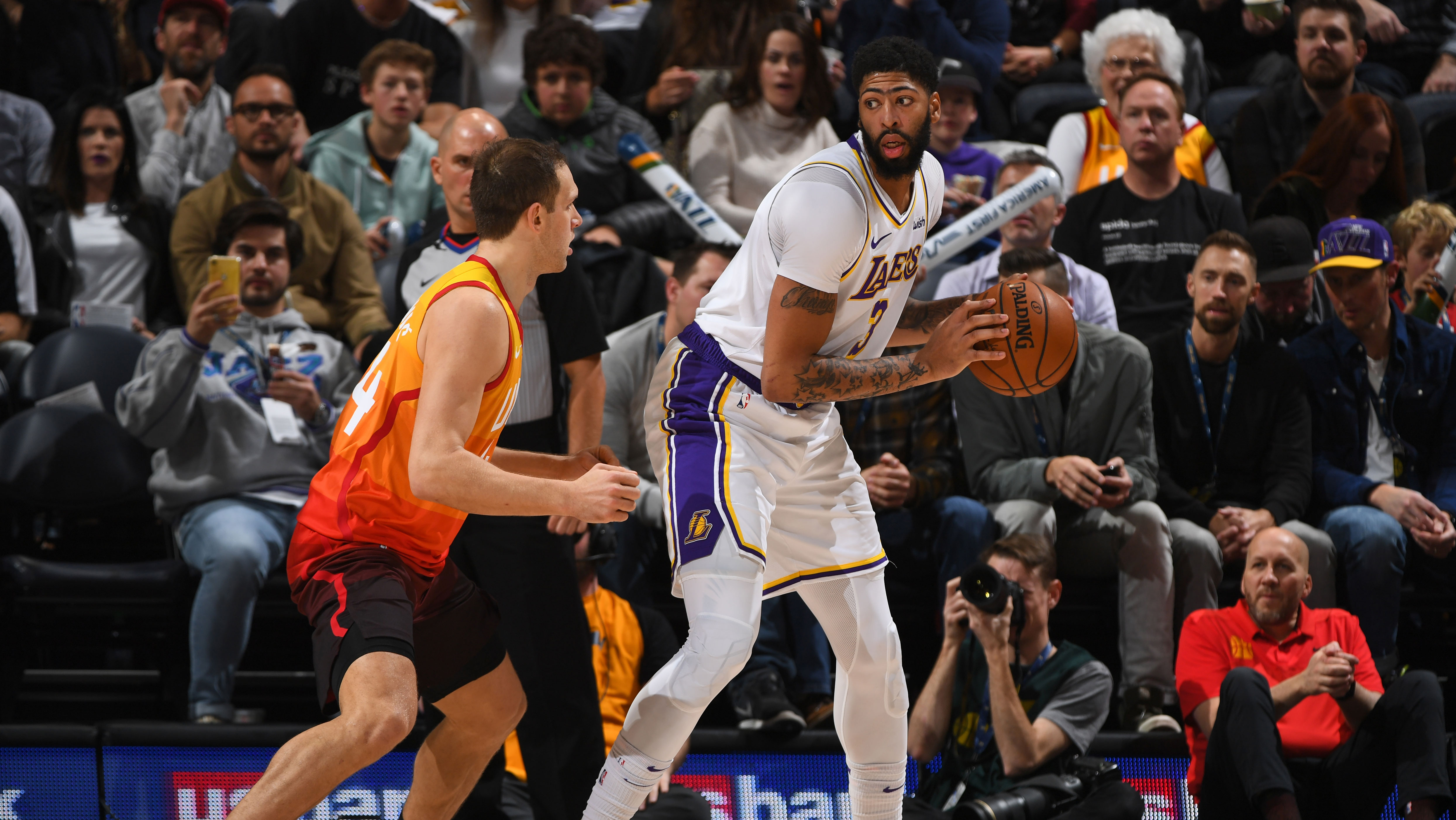 05.12.19. Обзор. GAME RECAP: Lakers 121, Jazz 96