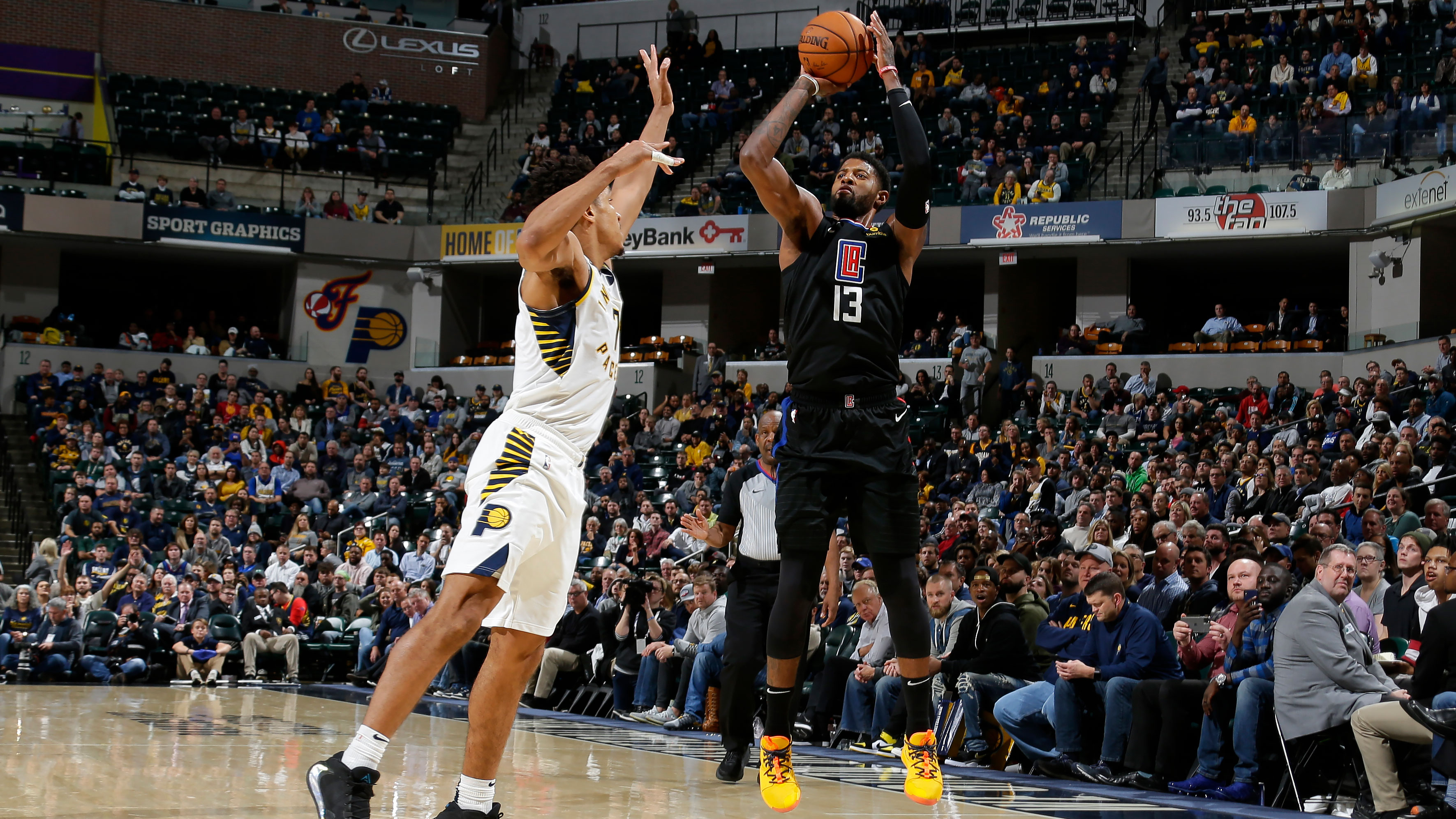 10.12.19. Обзор. GAME RECAP: Clippers 110, Pacers 99