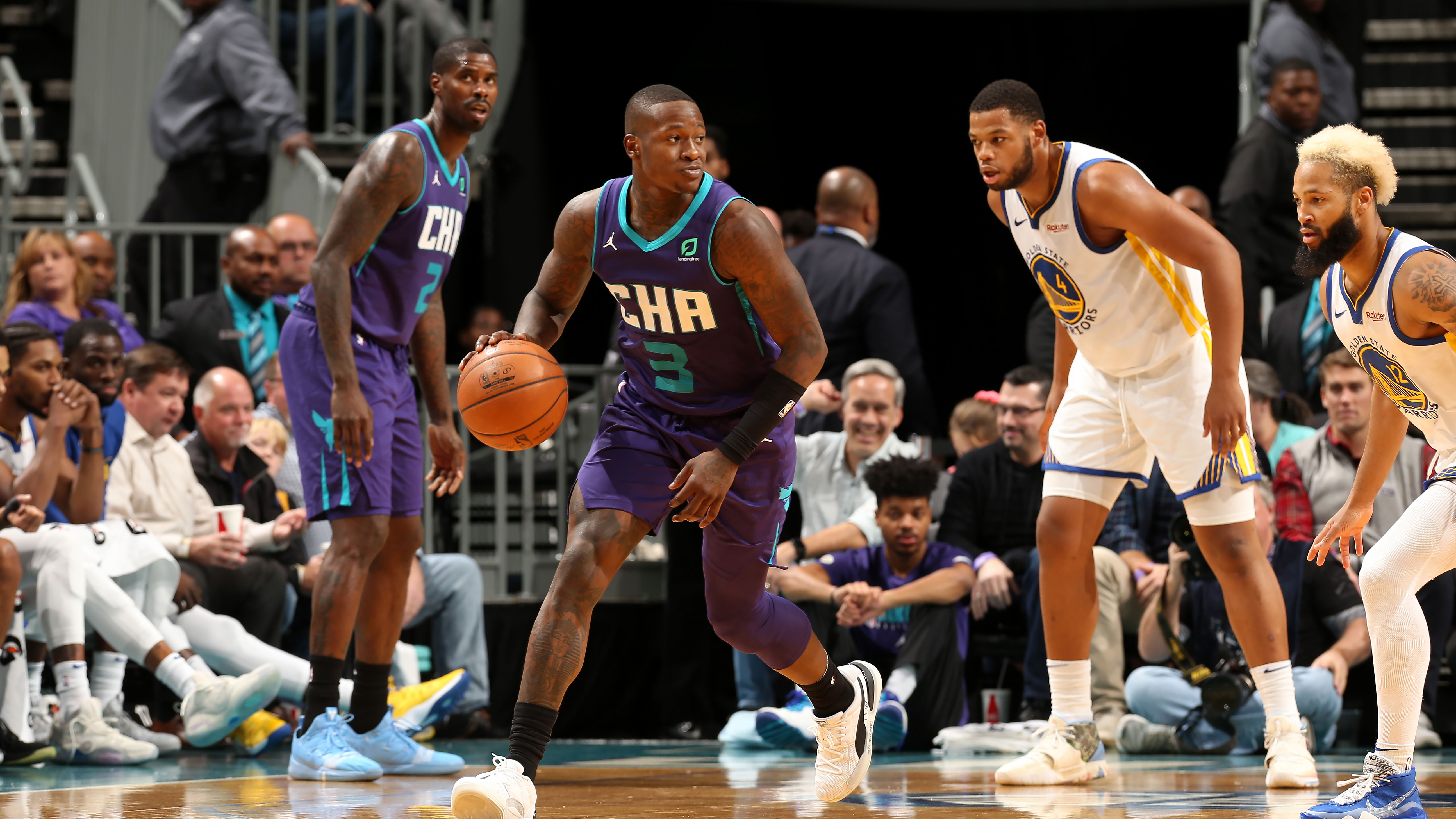 05.12.19. Обзор. GAME RECAP: Hornets 106, Warriors 91
