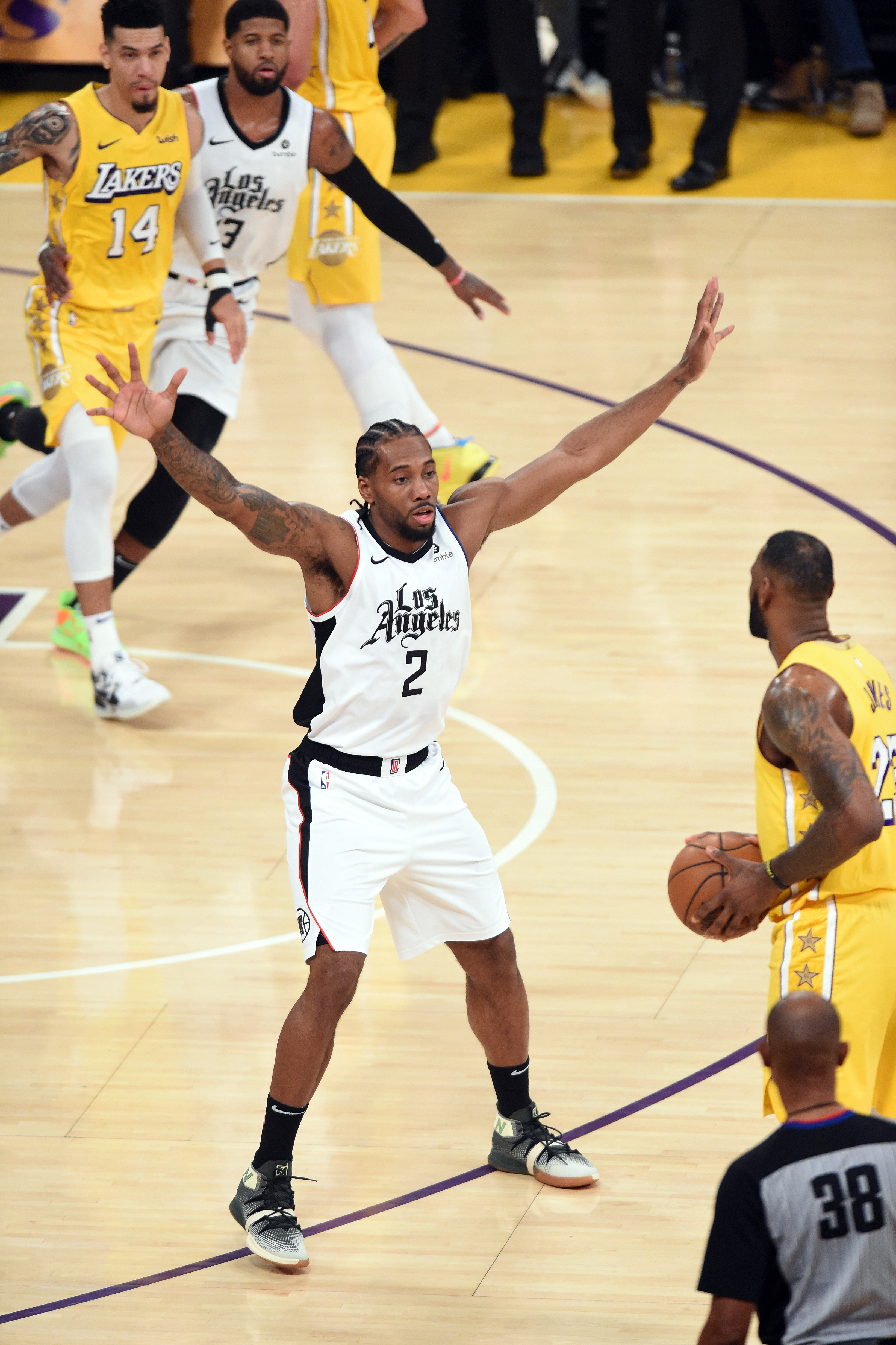 Power Rankings Week 11 Clippers Move Past Lakers Heat