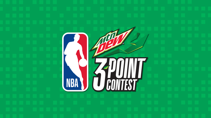 MTN DEW 3-Point Contest