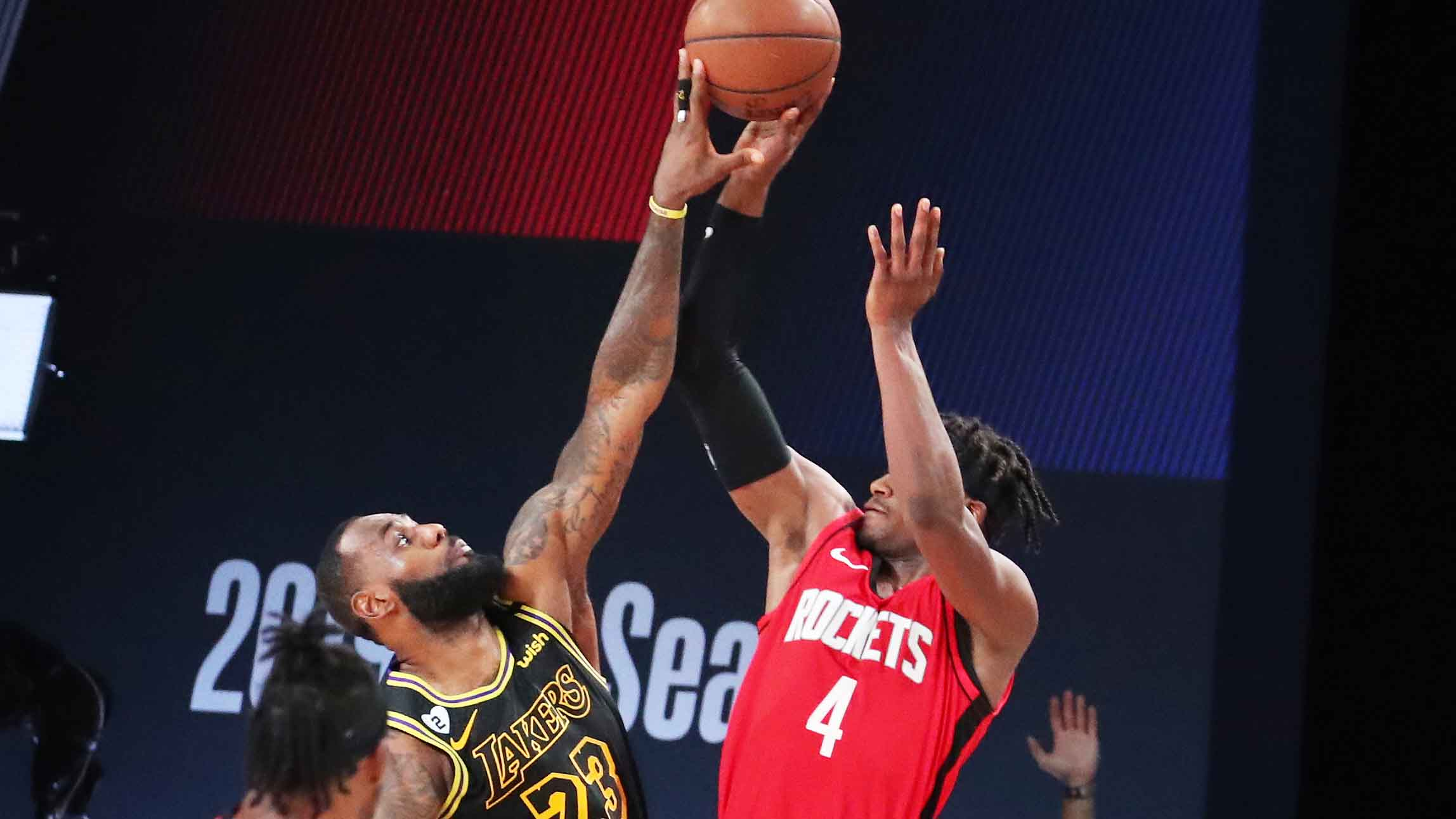 3 Takeaways From Lakers Series Leveling Game 2 Win Over Rockets Nba Com