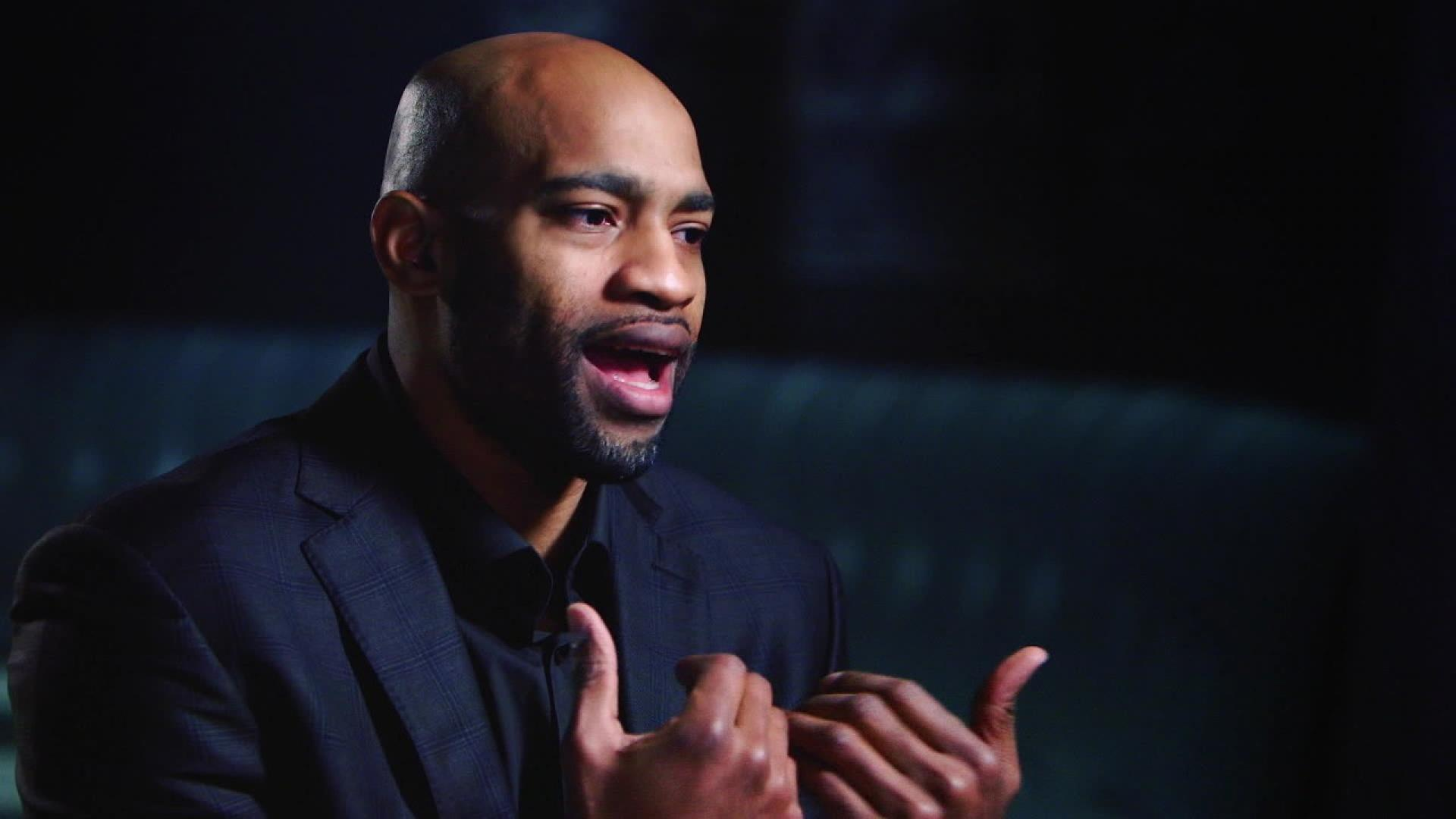 Vince Carter hoping to have jersey retired by Toronto Raptors