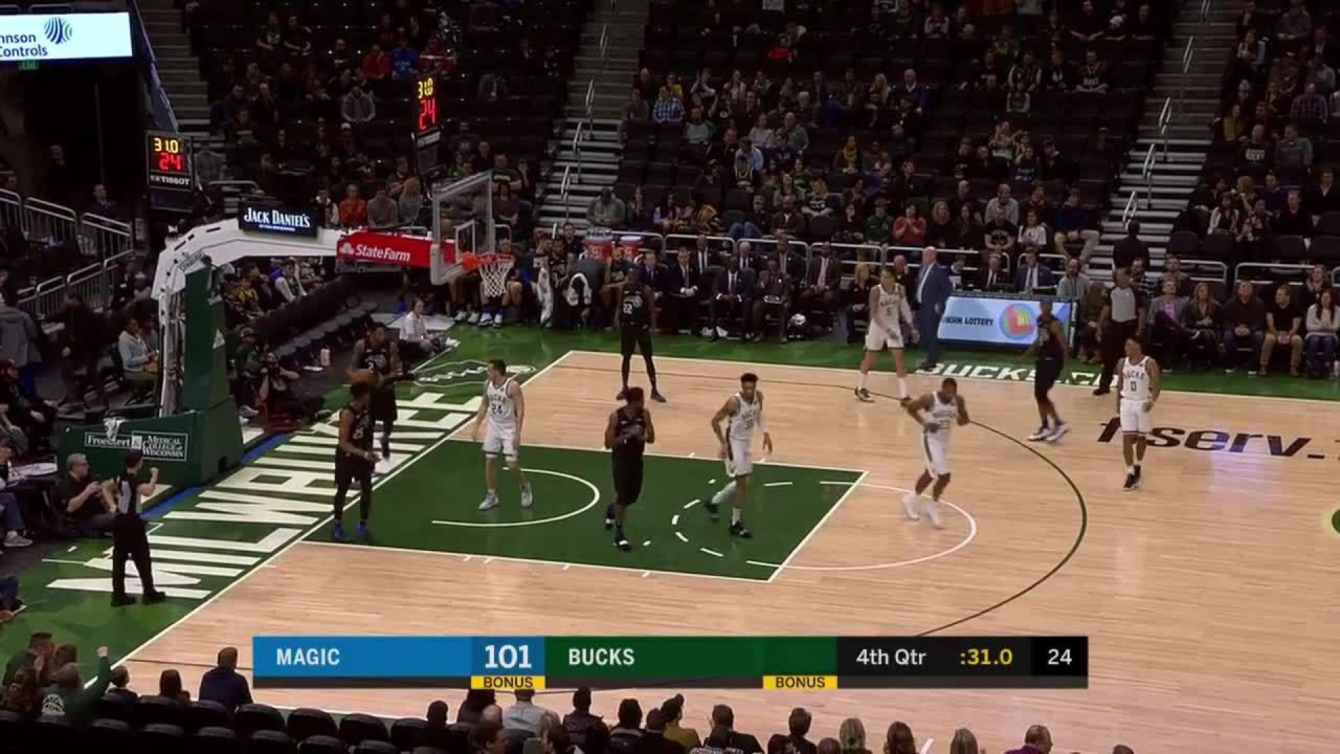 more photos 730bf c2497 Big dunk from Melvin Frazier Jr in the fourth quarter | NBA.com