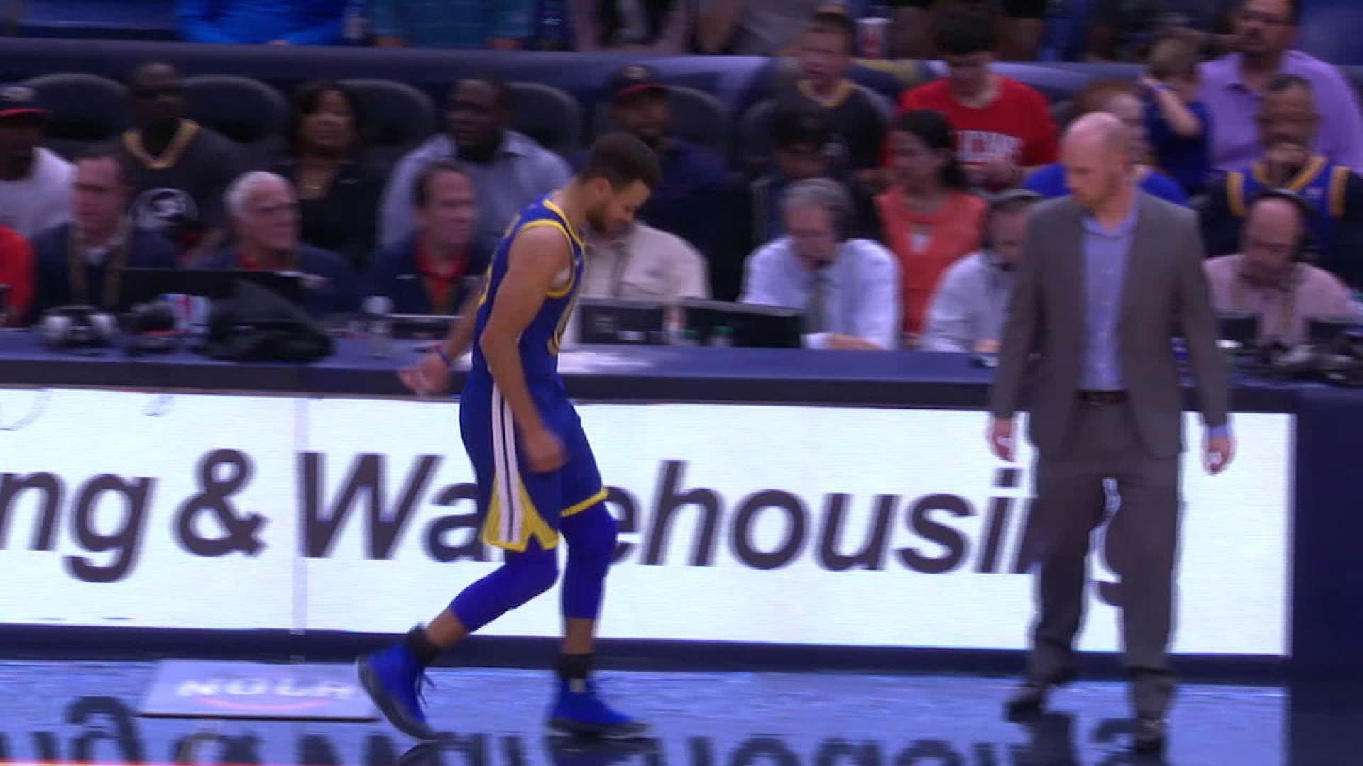 d4dcd5a9ff14 Reports  Golden State Warriors star Stephen Curry two-to-three practices  away from return