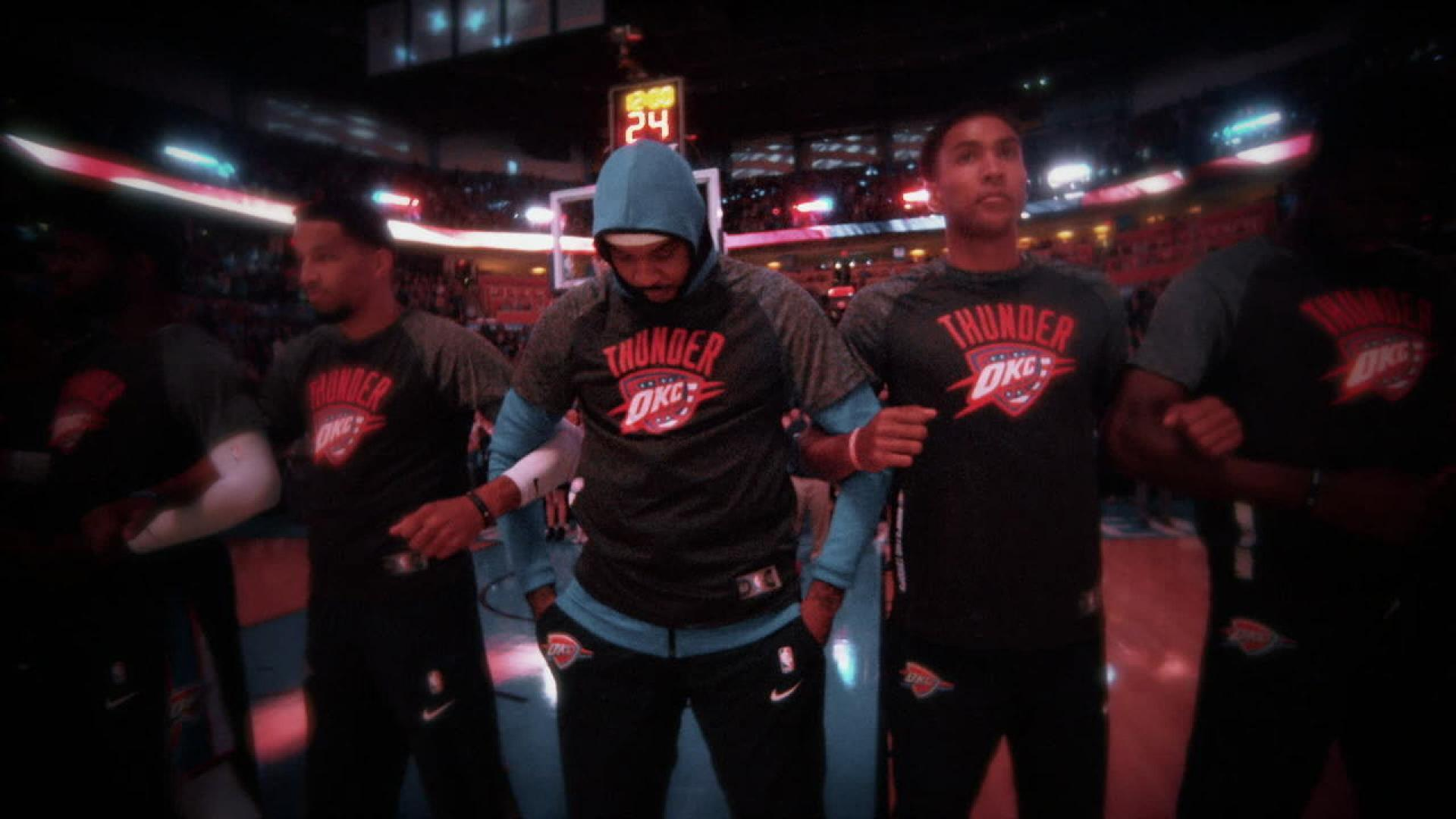 Carmelo Anthony Ready For First Return To MSG As Oklahoma City Thunder Face New York Knicks