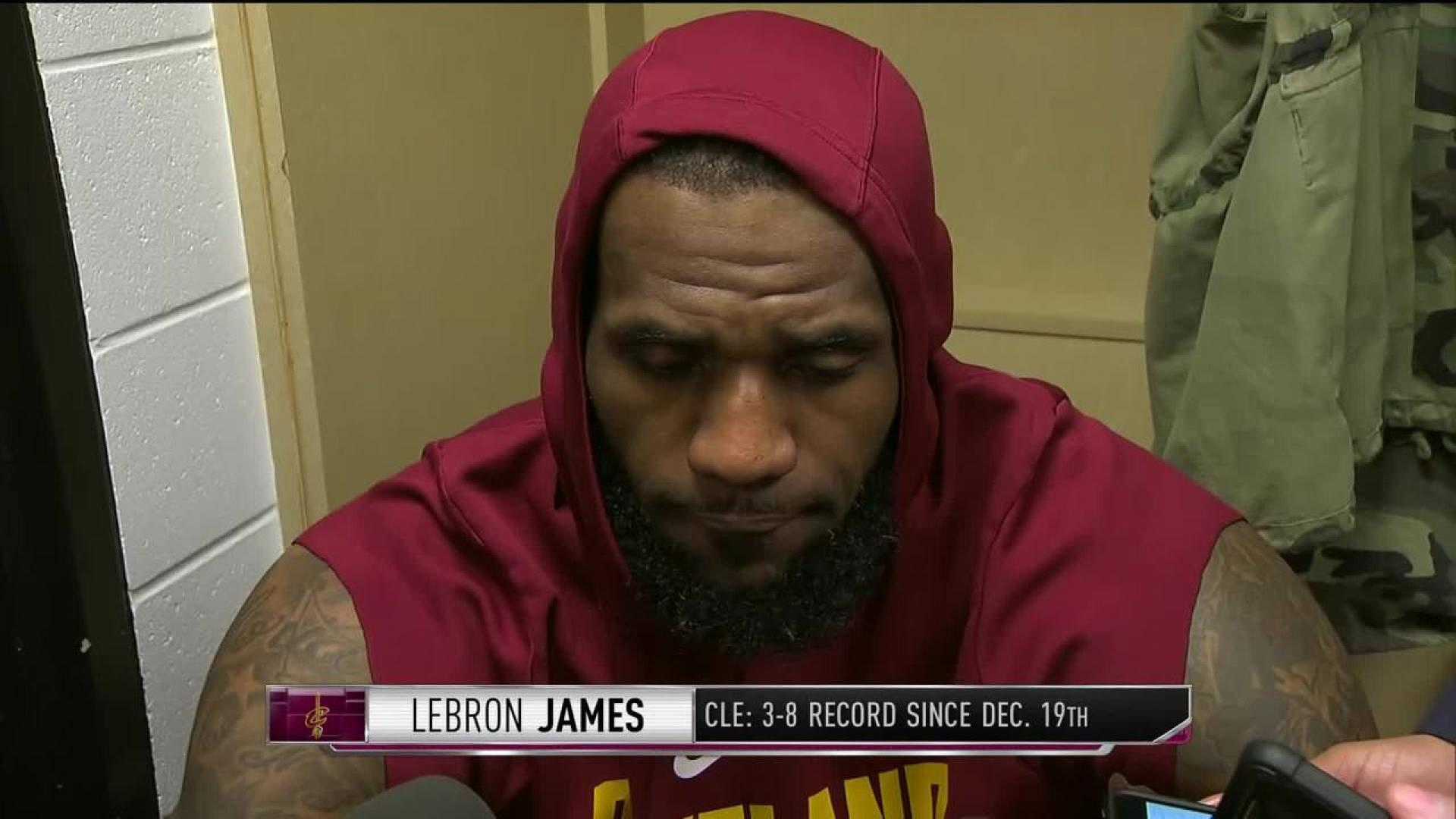 773b6ff61e2 Cleveland Cavaliers star LeBron James calls Indiana Pacers  Lance Stephenson   a little dirty