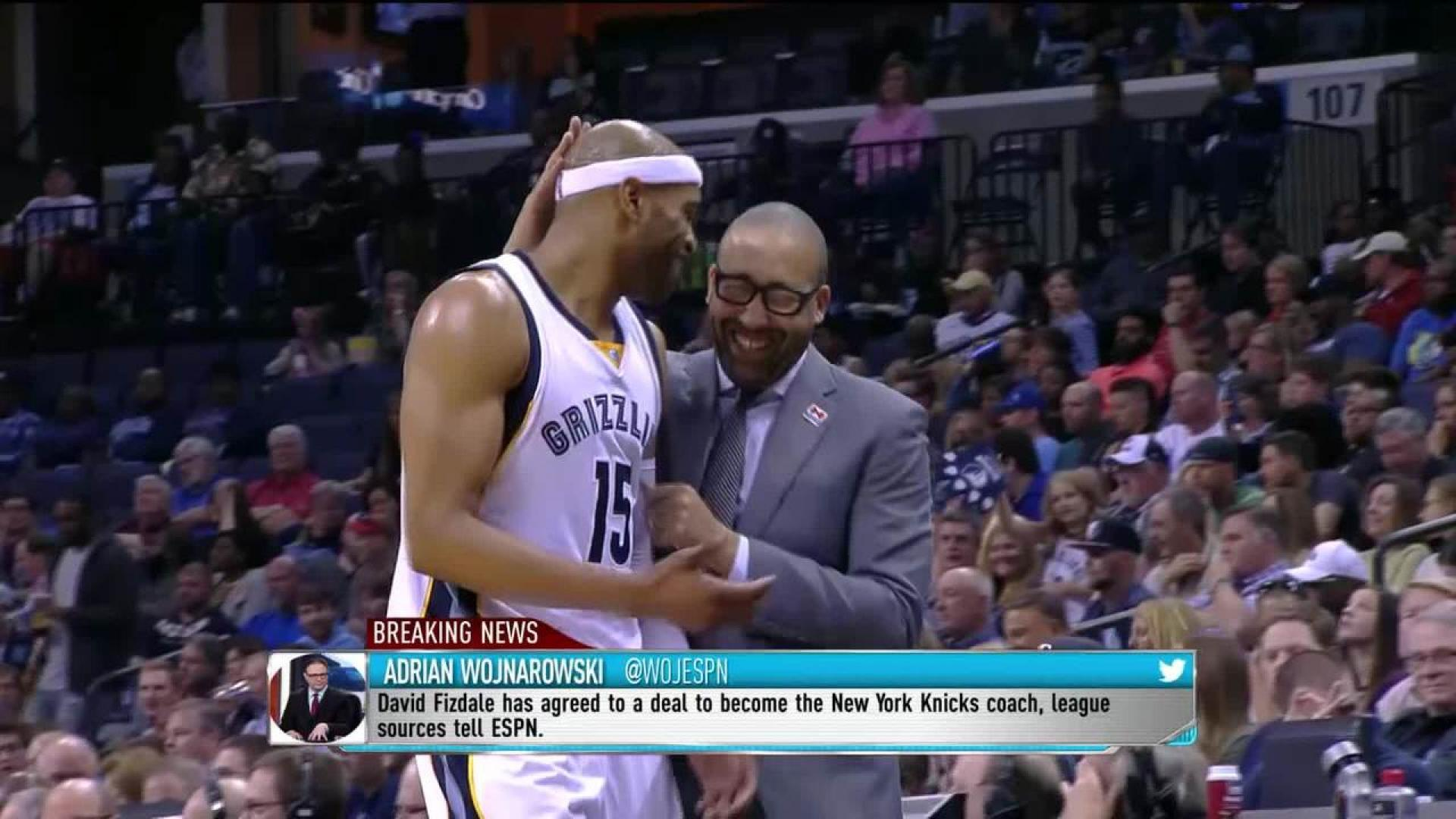 435efd45af3 Reports  David Fizdale agrees to deal to become New York Knicks coach