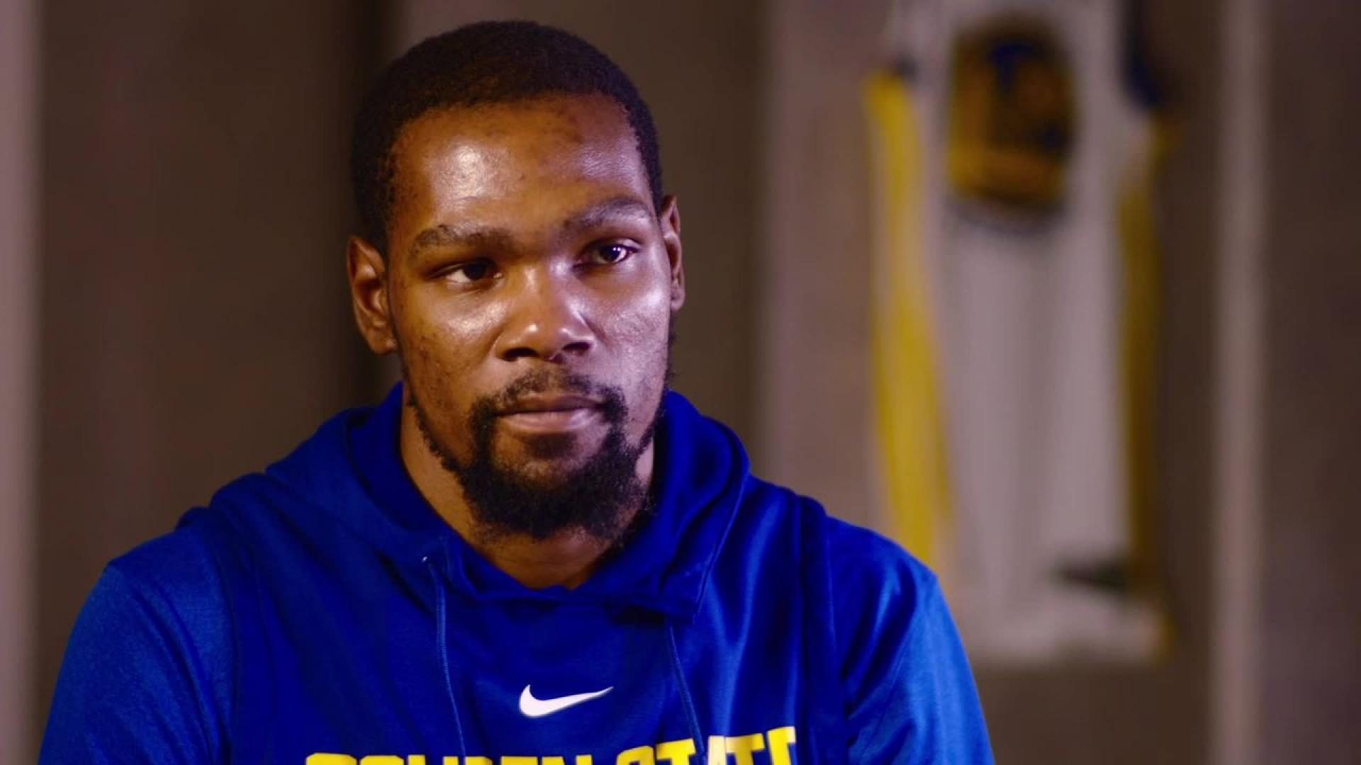 34cd52351d61 Inside Stuff  Kevin Durant Sits Down With Dennis Scott