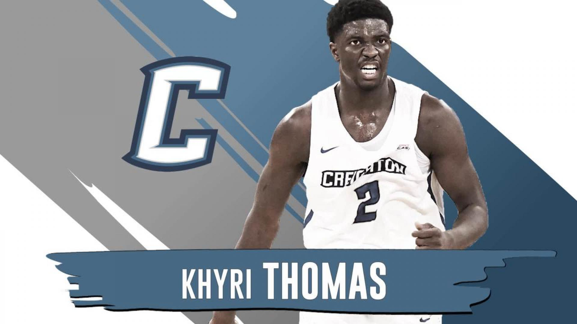 e5ee55f4e7b Draft Profile  Khyri Thomas
