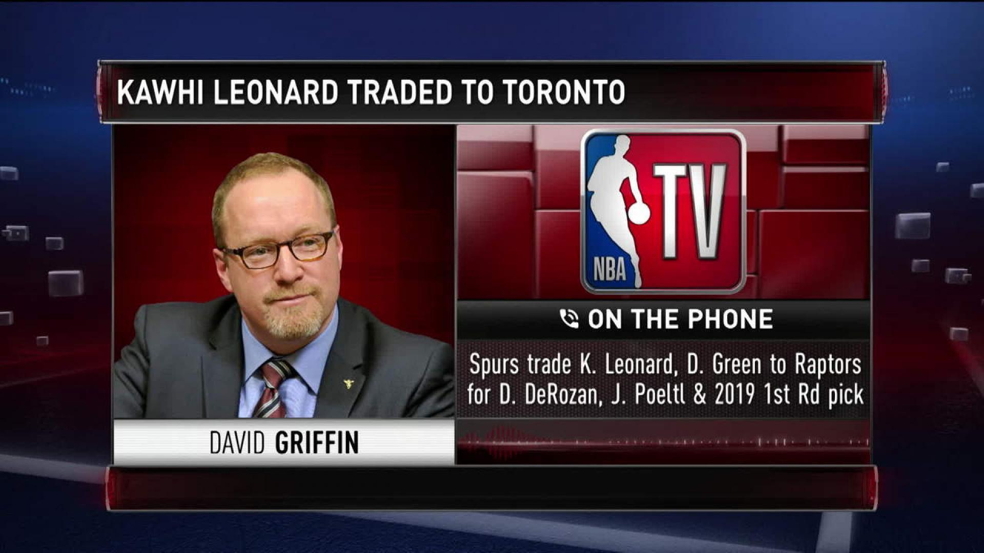 Blockbuster trade not what Kawhi Leonard or DeMar DeRozan hoped for ... 3af59b5da