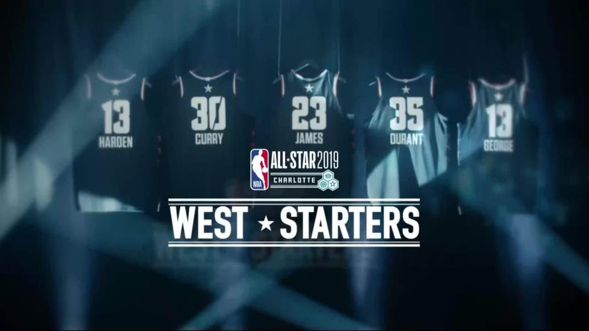 Nba All Star 2019 Starters Captains Revealed Nba Com