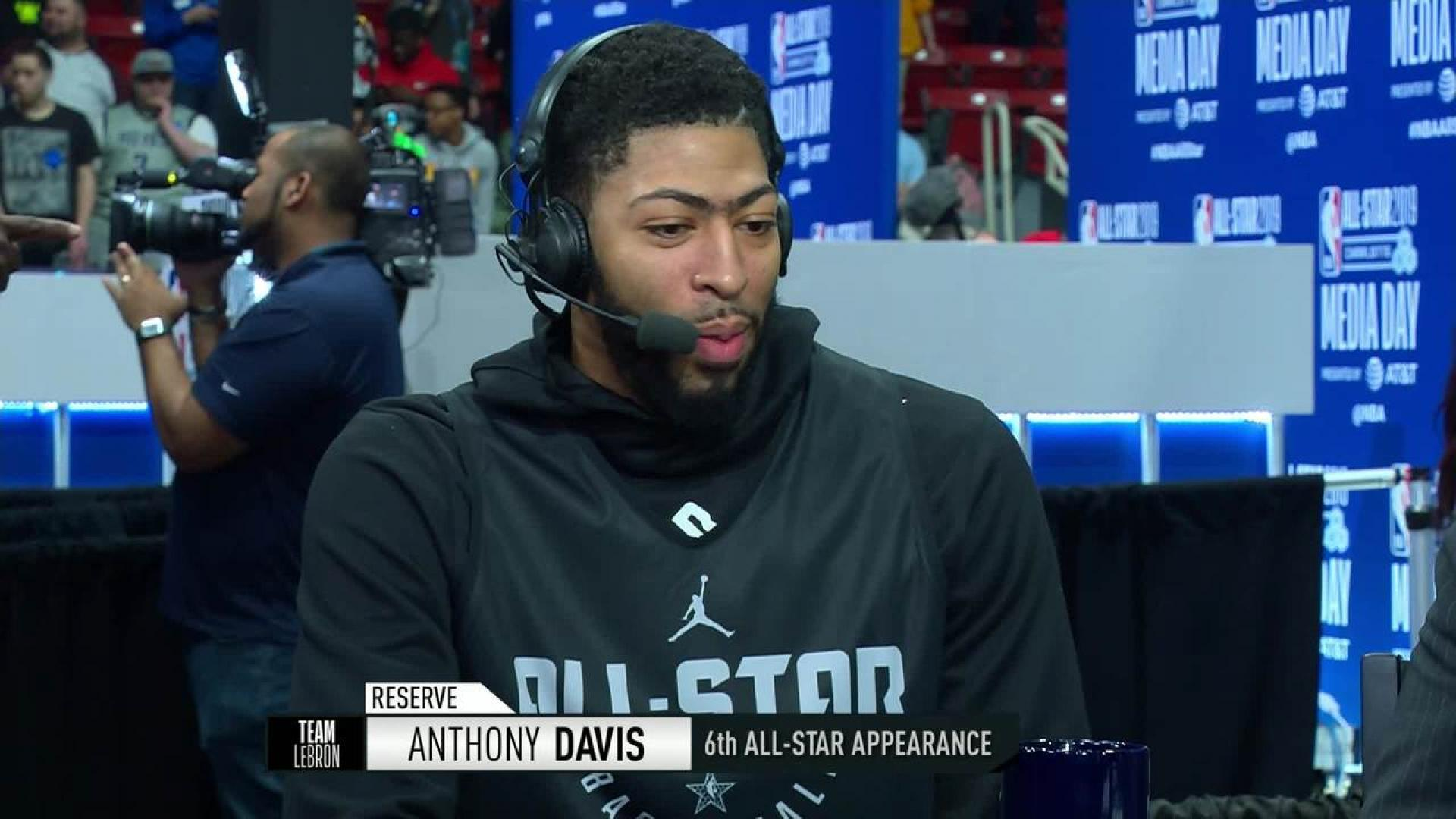Anthony Davis plans to play in All-Star Game 9072c83b9