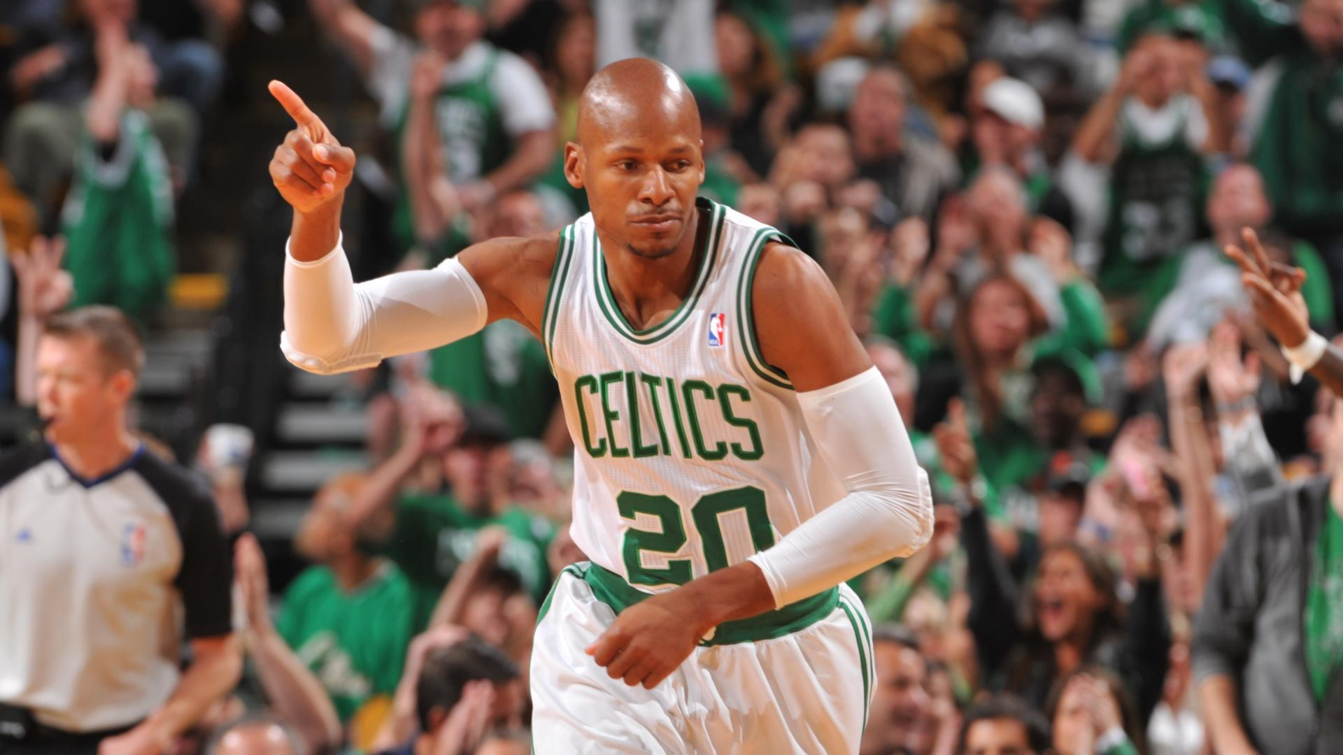 Image result for ray allen nba