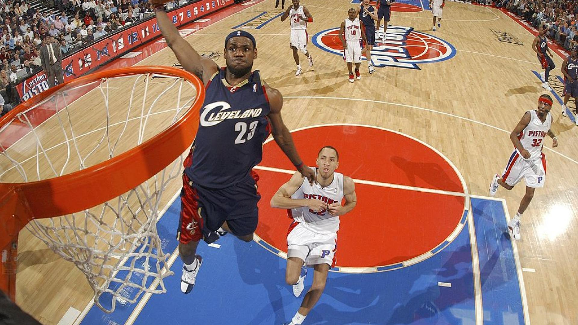 e5c0792bea4c8 Game 5 of the 2007 Eastern Conference finals was a key moment in LeBron  James  playoff lore.
