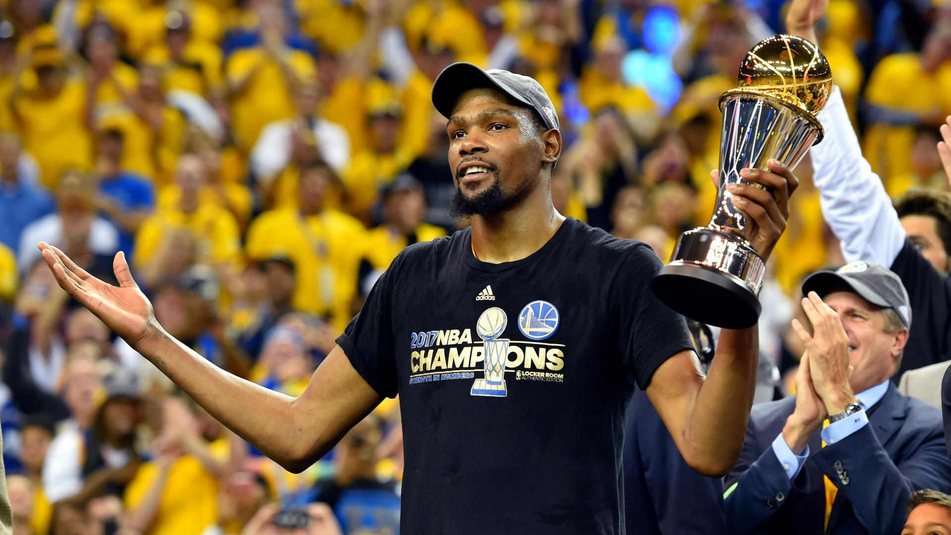 9b5d0441711 Kevin Durant s Ring Tainted