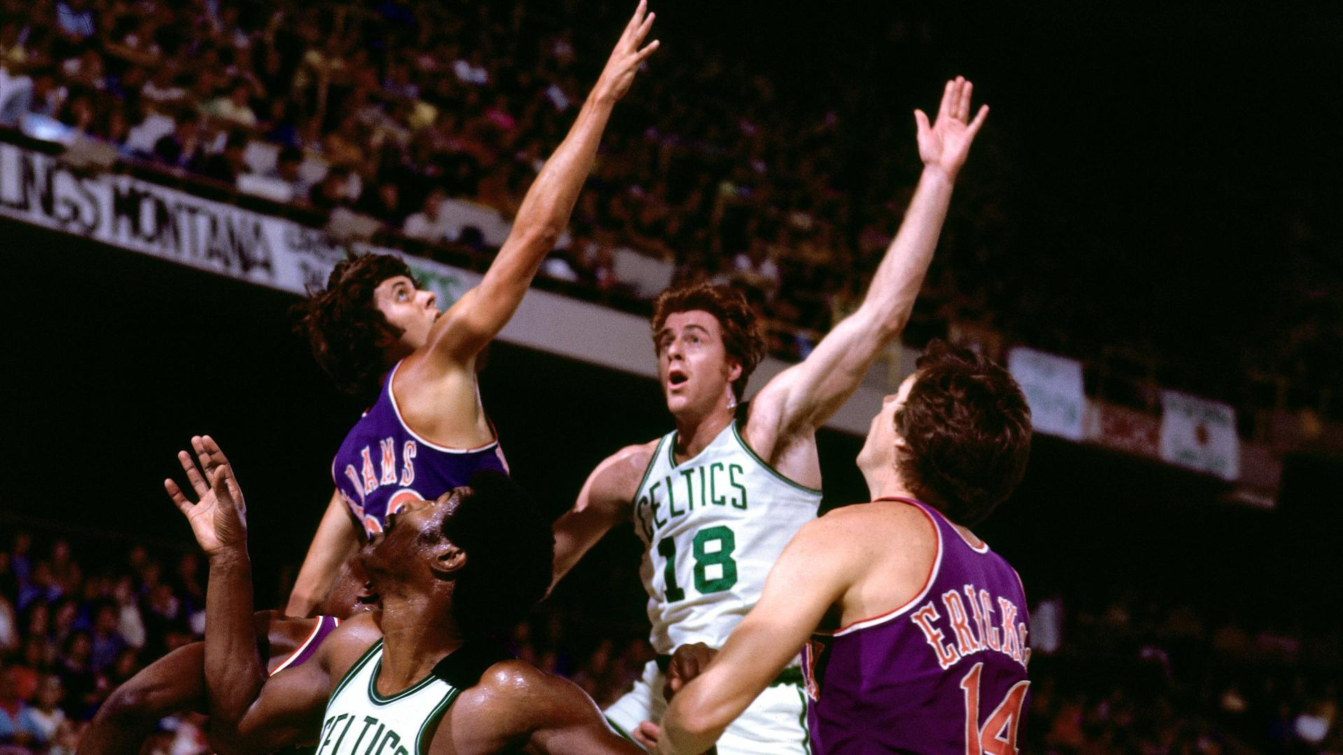 9d4962231 Dave Cowens powered the Celtics to the title in an epic 1976 Finals.