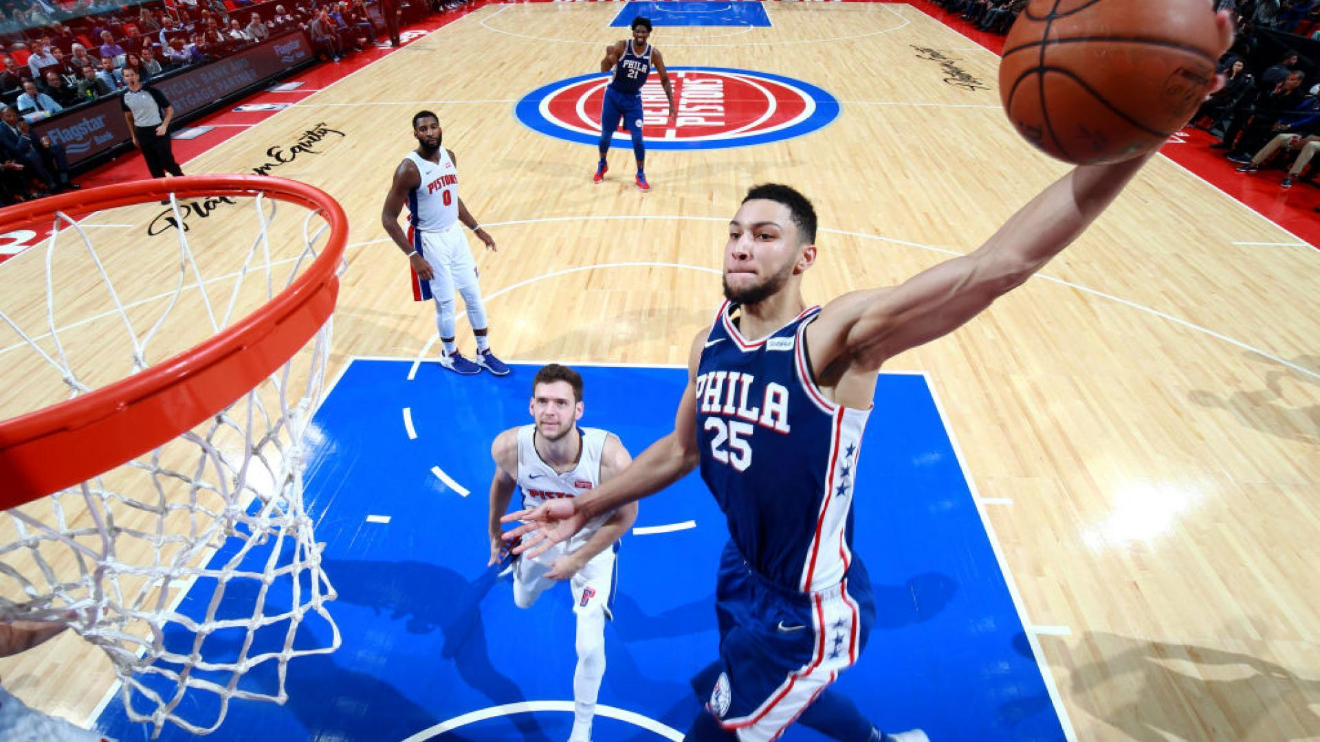 76ers: Philadelphia 76ers Rookie Ben Simmons Posts First Triple