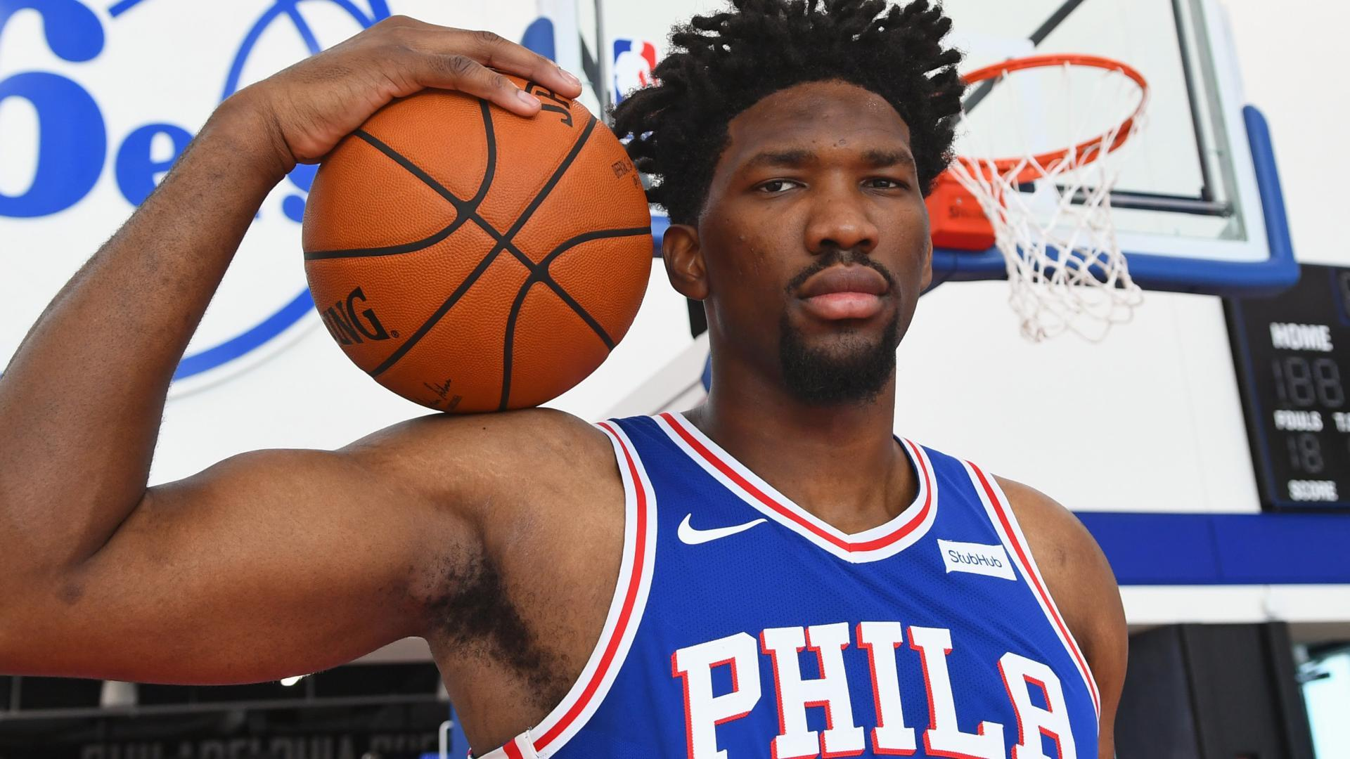 Joel Embiid's minutes limit expected to be 'in the teens ...