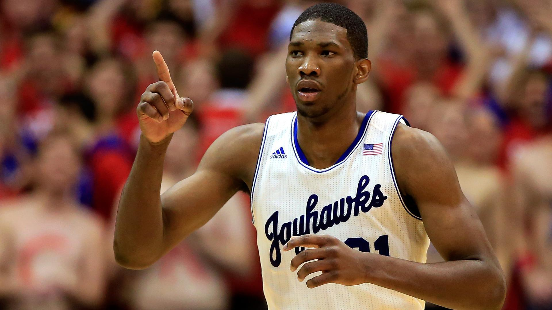 Hoops journey of Philadelphia 76ers phenom Joel Embiid a ...