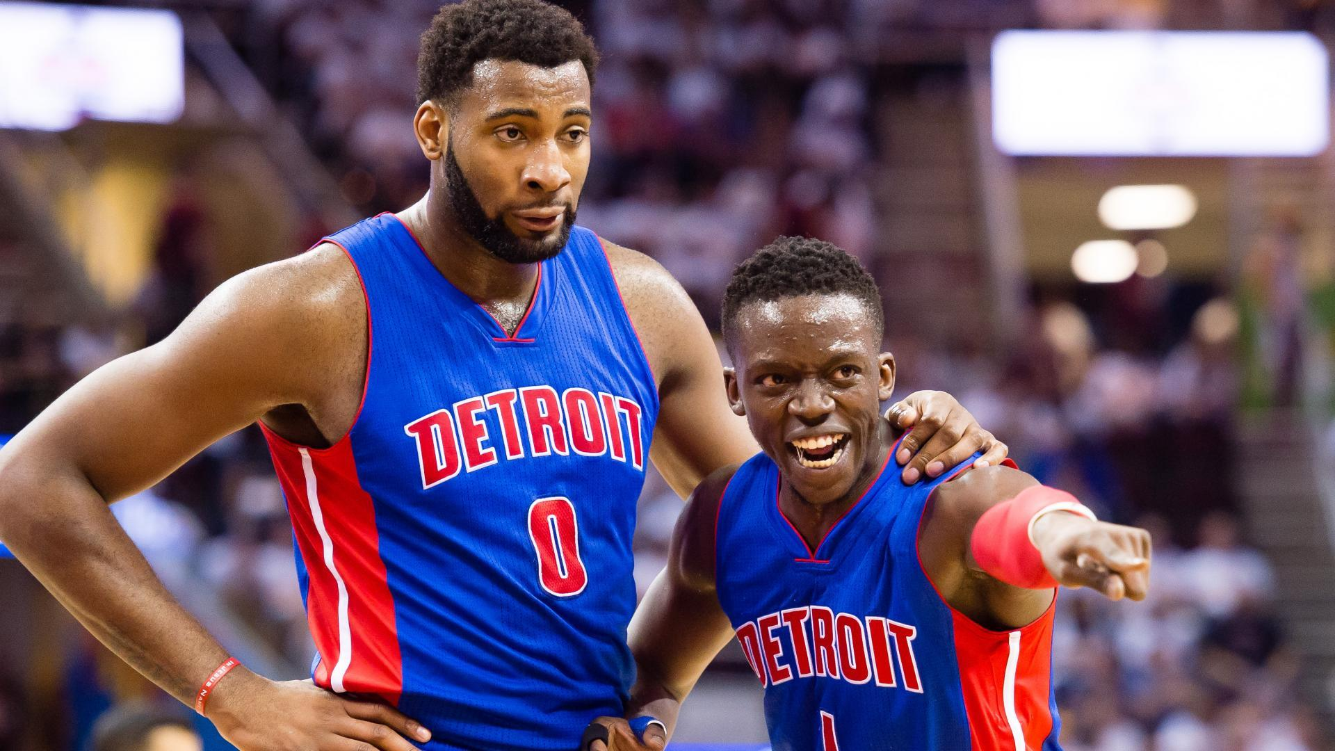 One Team, One Stat -- Detroit Pistons struggle with Reggie J